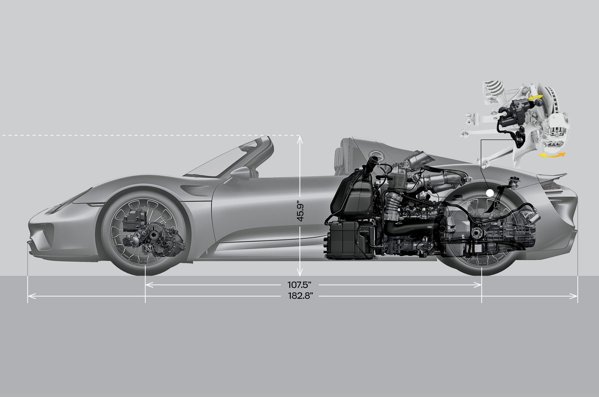 Hybrid Engine Diagram Wiring Library Blueprint The Hypercar Motor Trend Rh Motortrend Com How A Car Works