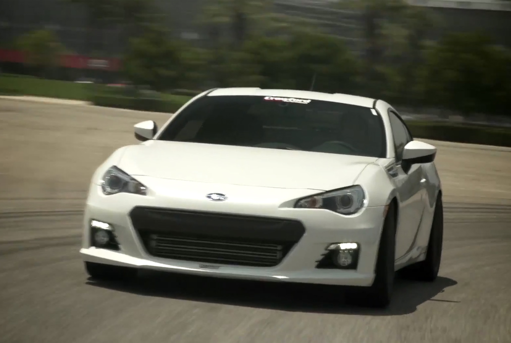Nearly 500-HP Turbo Subaru BRZ Tested on New Ignition - Motor Trend