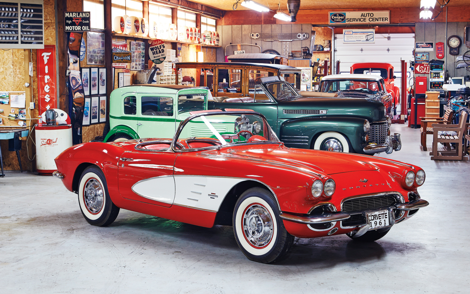TOTD: What Classic Car Would You Daily Drive?