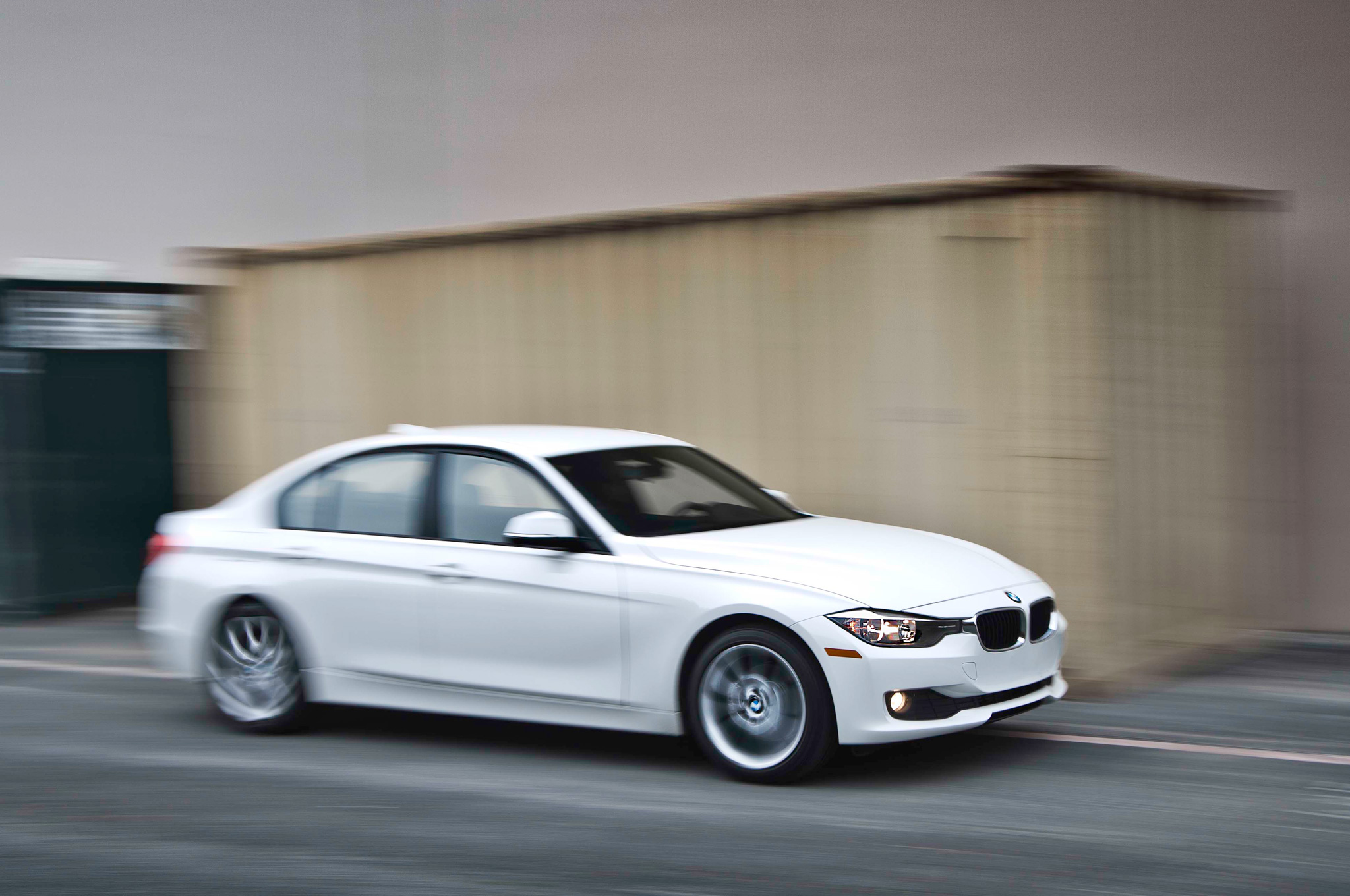 2013 BMW 320i First Test - Motor Trend - MotorTrend
