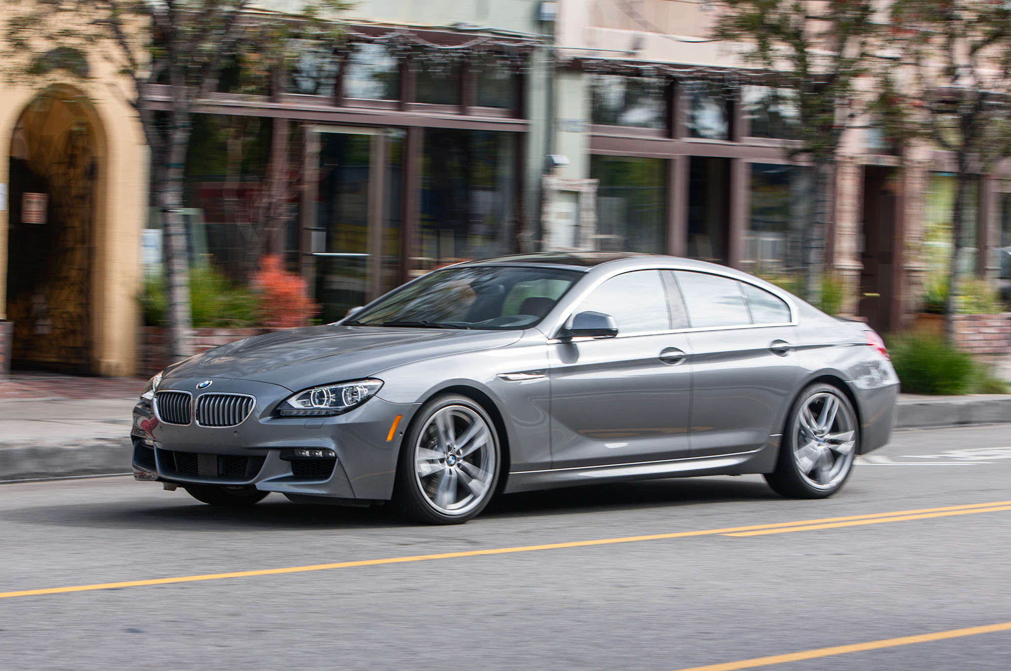 2013 Bmw 650i Gran Coupe Arrival Motortrend