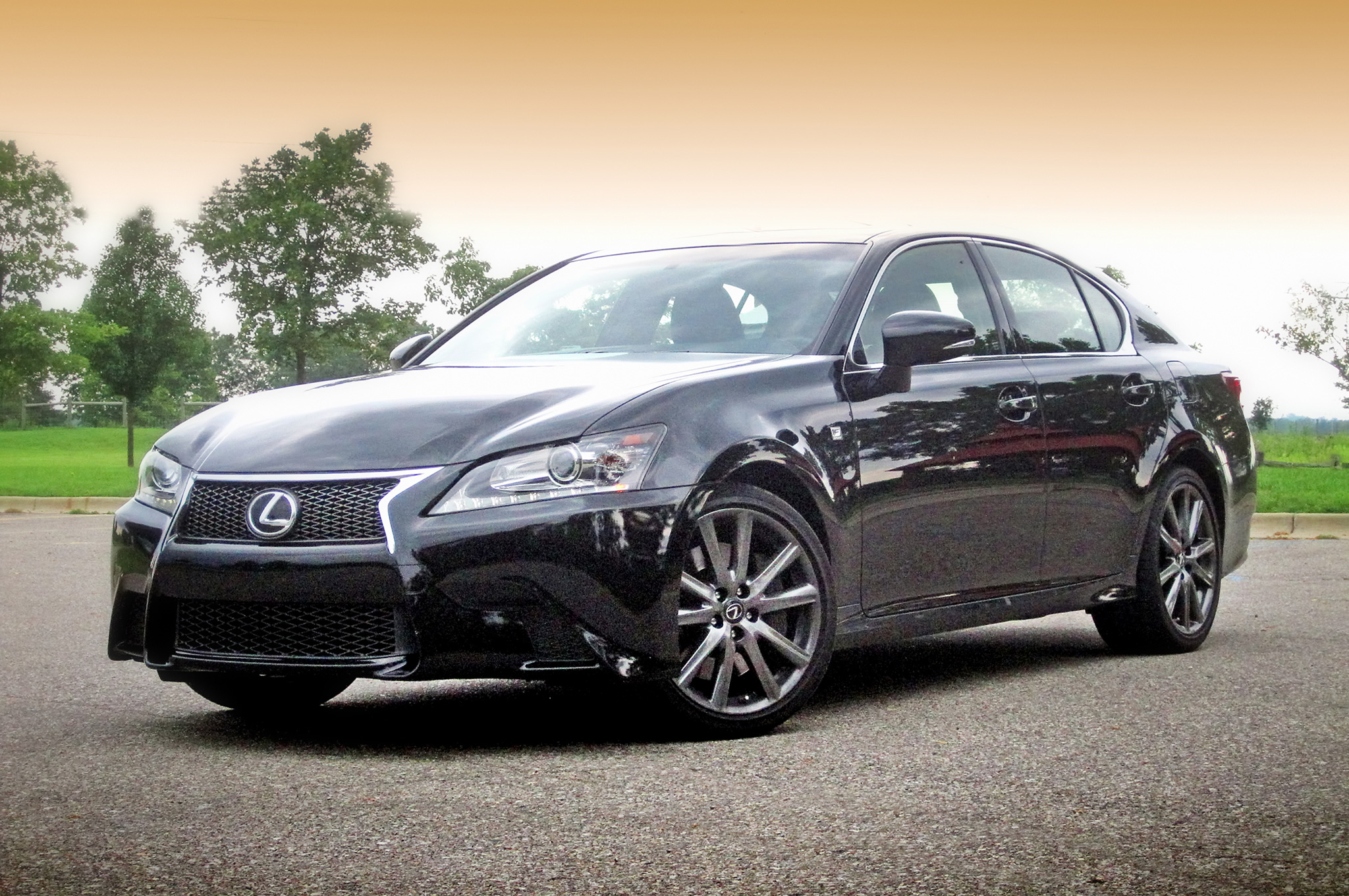 My Week in a 2013 Lexus GS 350 F Sport Motor Trend