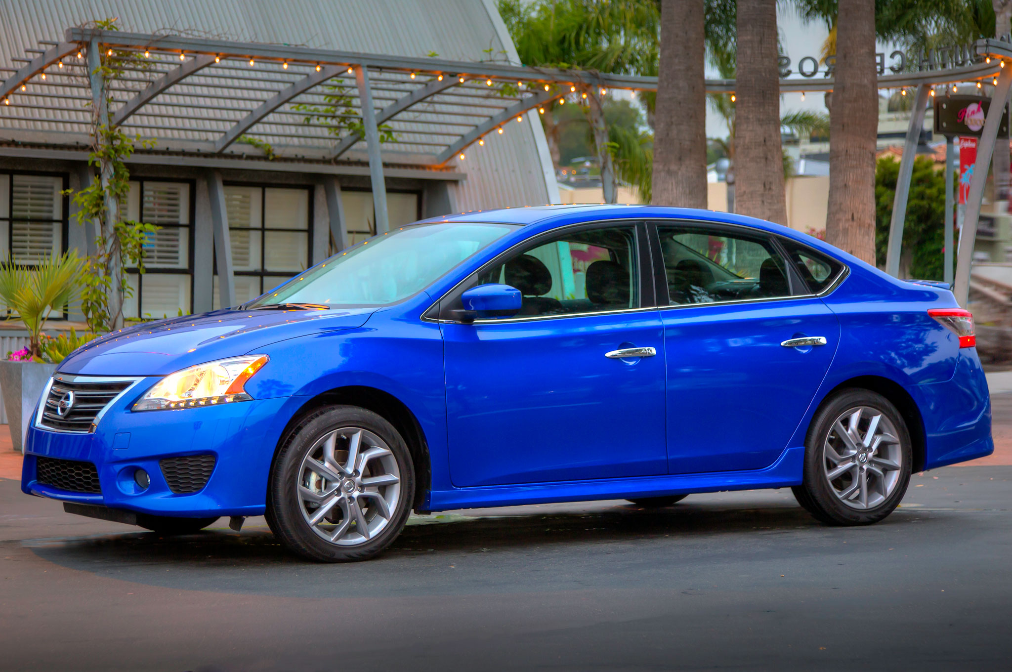2014 Nissan Sentra Gets Retuned Dynamics, Altima Coupe Gone