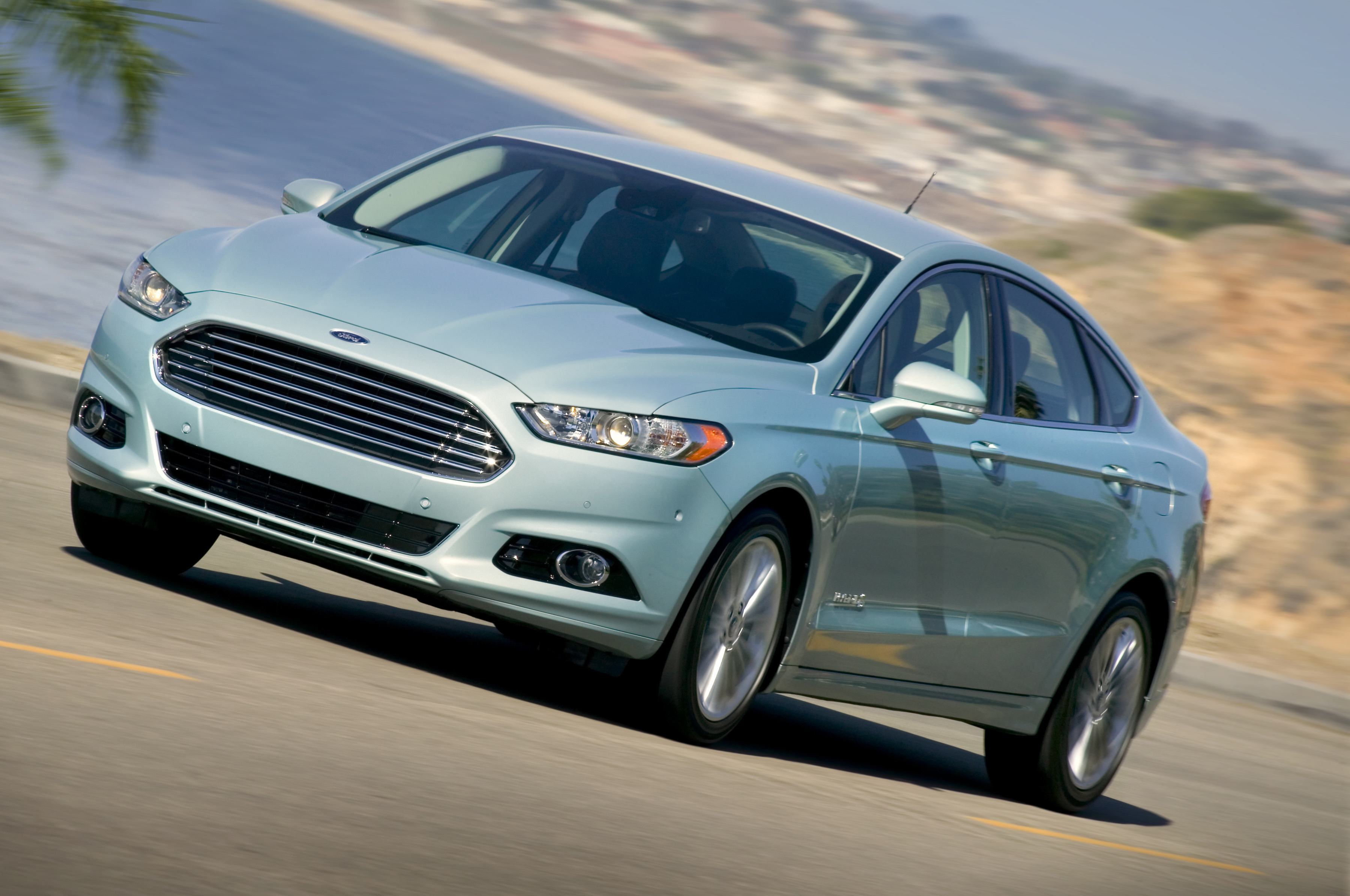 Ford software update may improve fusion c max hybrid mpg