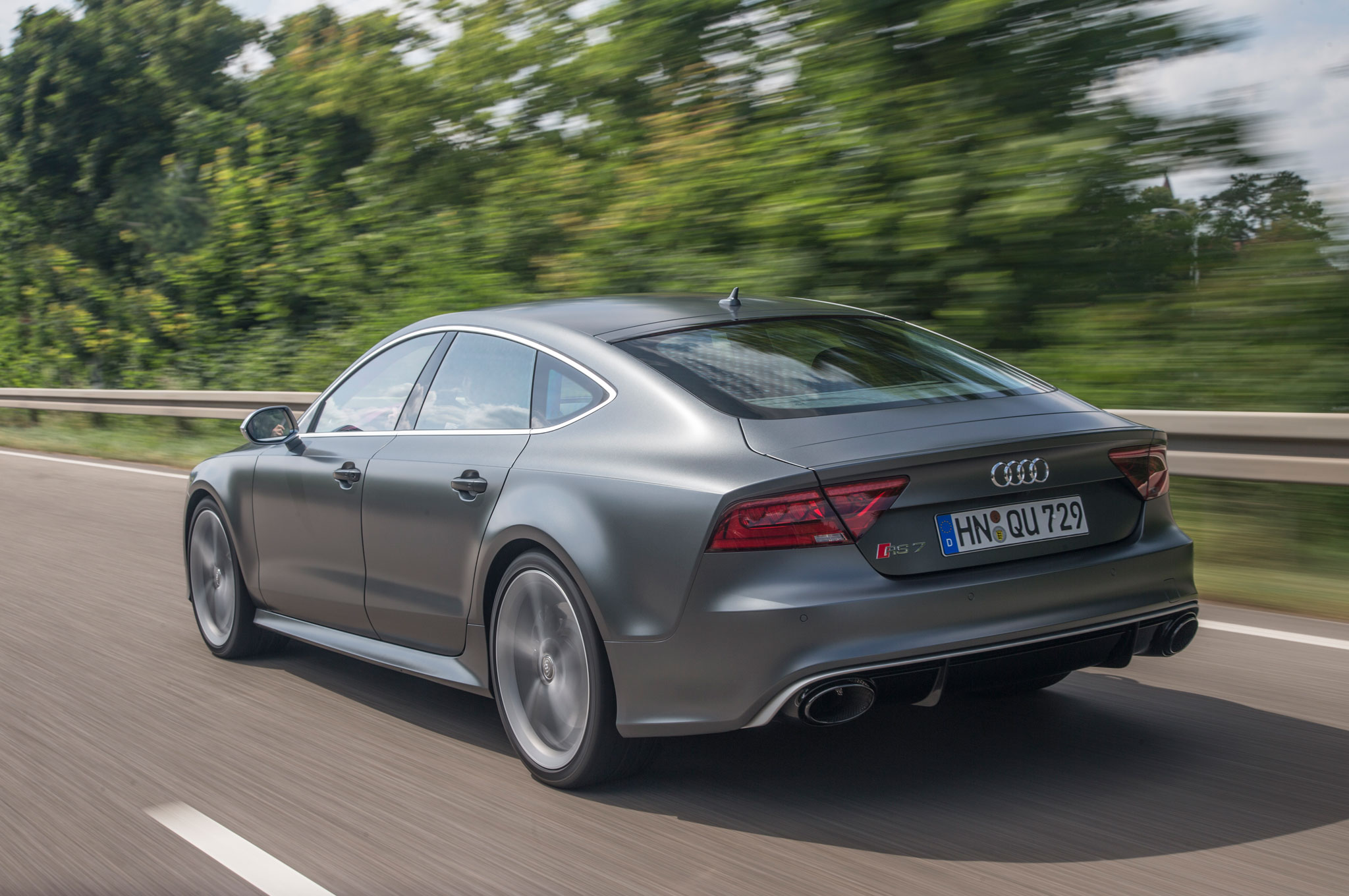 2014 Audi Rs 7 First Drive Motor Trend