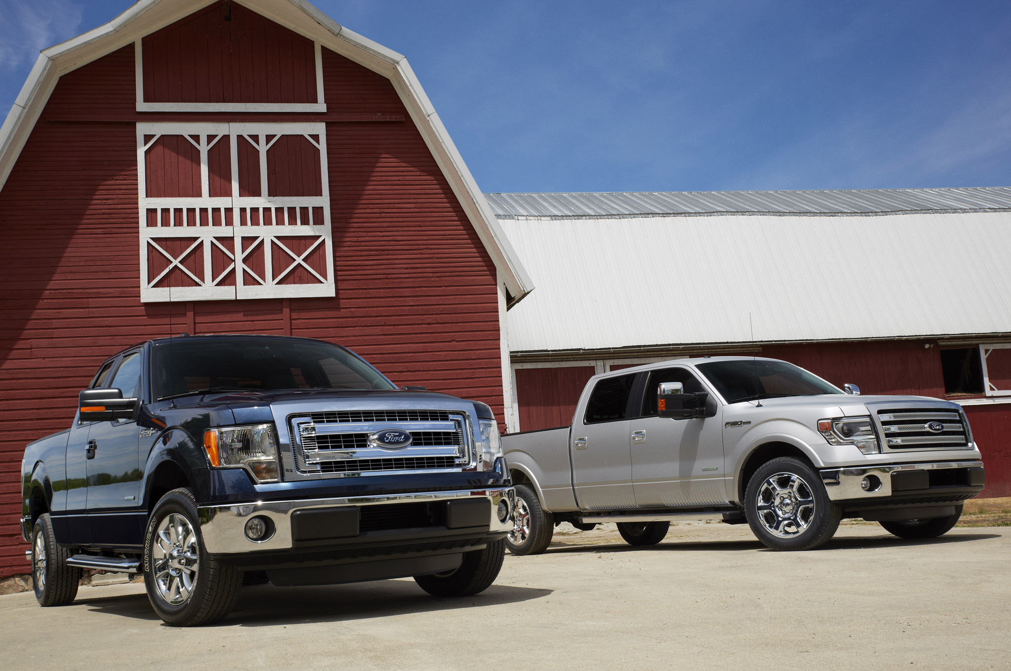 Ford Income Increases to $1.2 Billion for Q2 2013