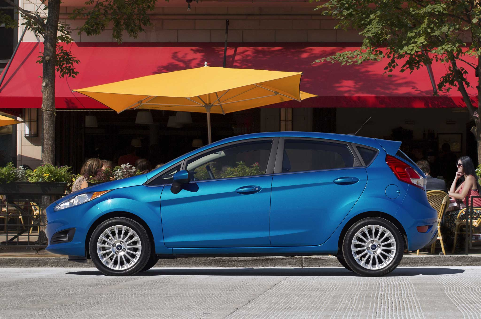 Ford June Sales Fiesta And Edge Are Big Winners