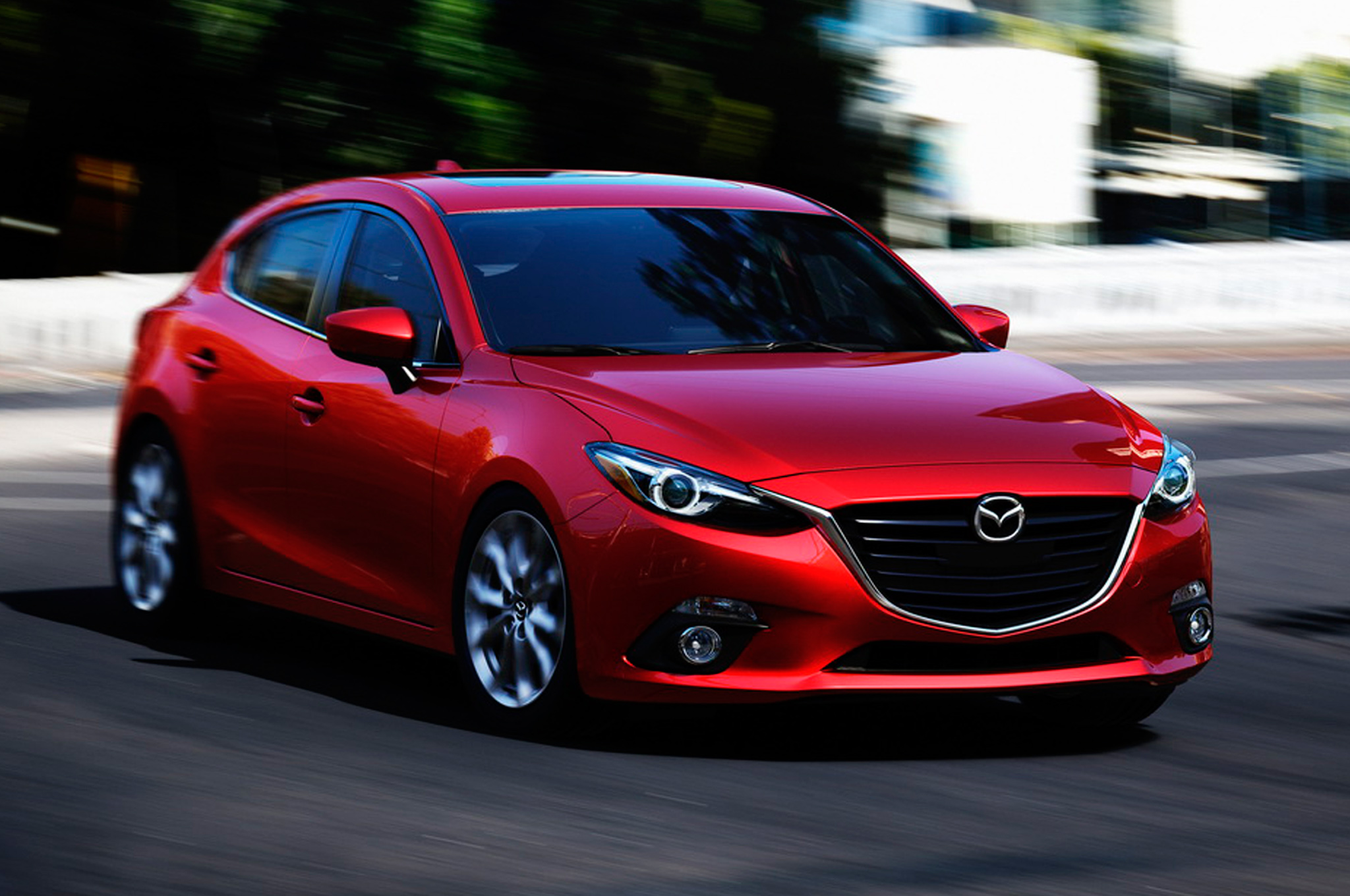 Official: 2014 Mazda3 Starts At $17,740, Achieves 41 MPG Highway
