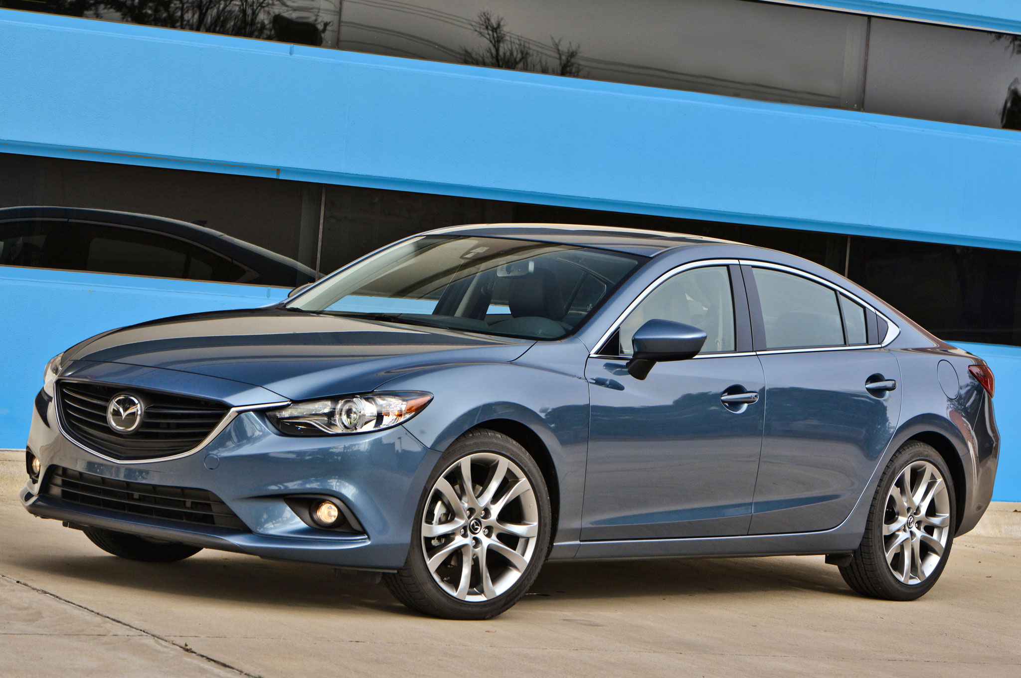 Amazing 2014 Mazda6 With I ELOOP To Get 28/40 MPG, Cost $32,570