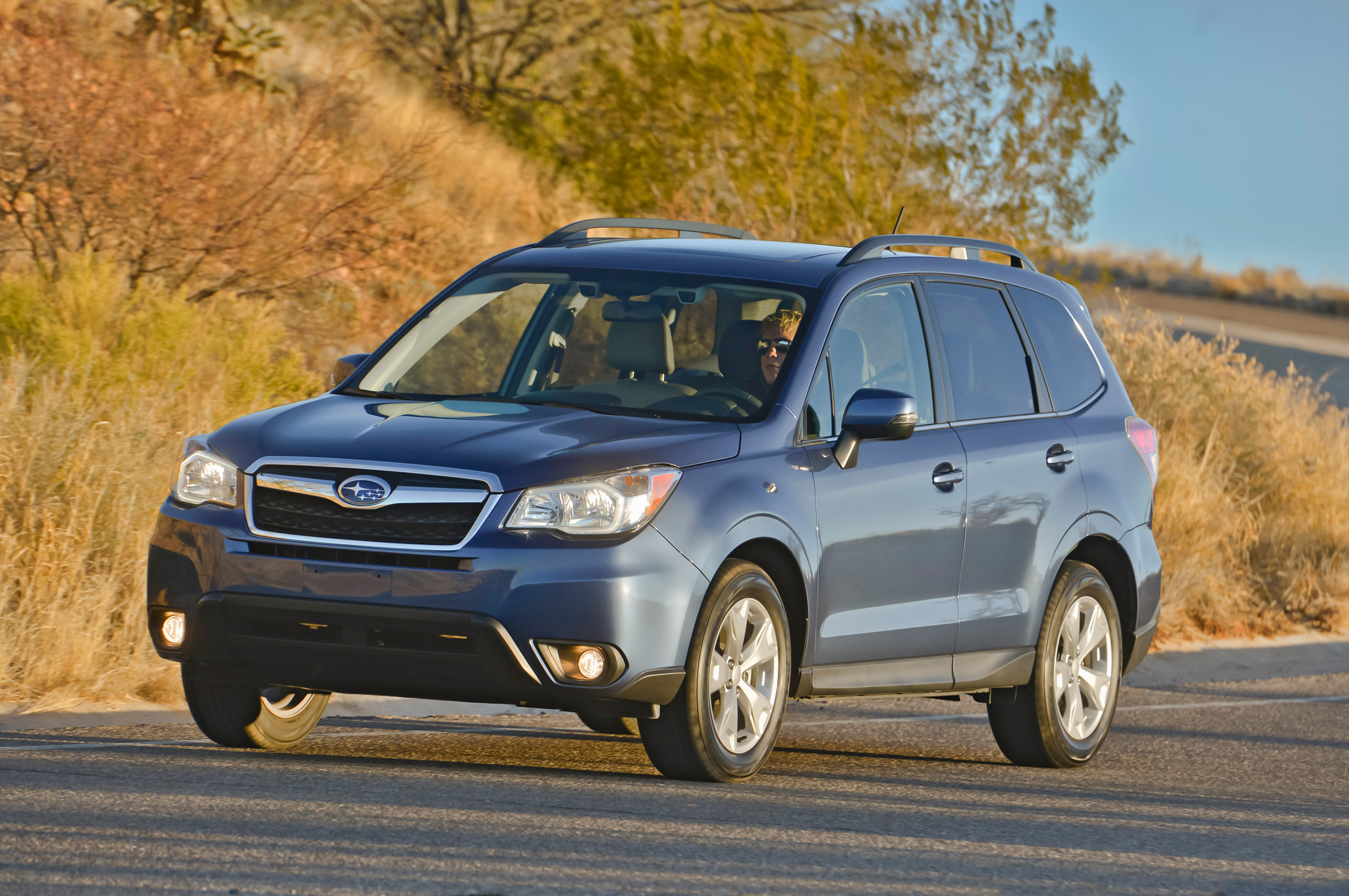 Subaru Premium 2014 >> 2014 Subaru Forester 2 5i Premium Manual First Test Motor Trend