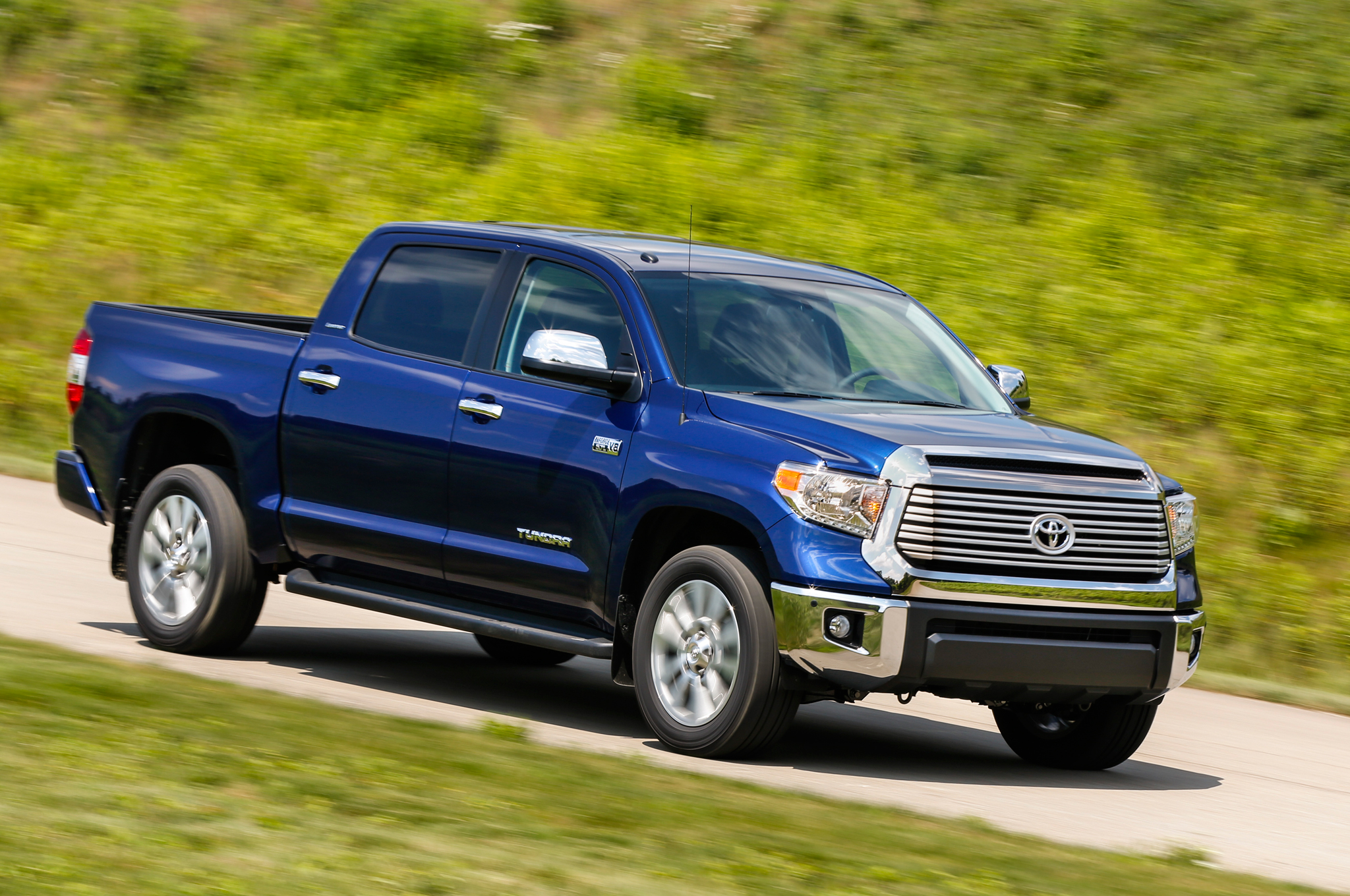 2014 Toyota Tundra Limited First Drive