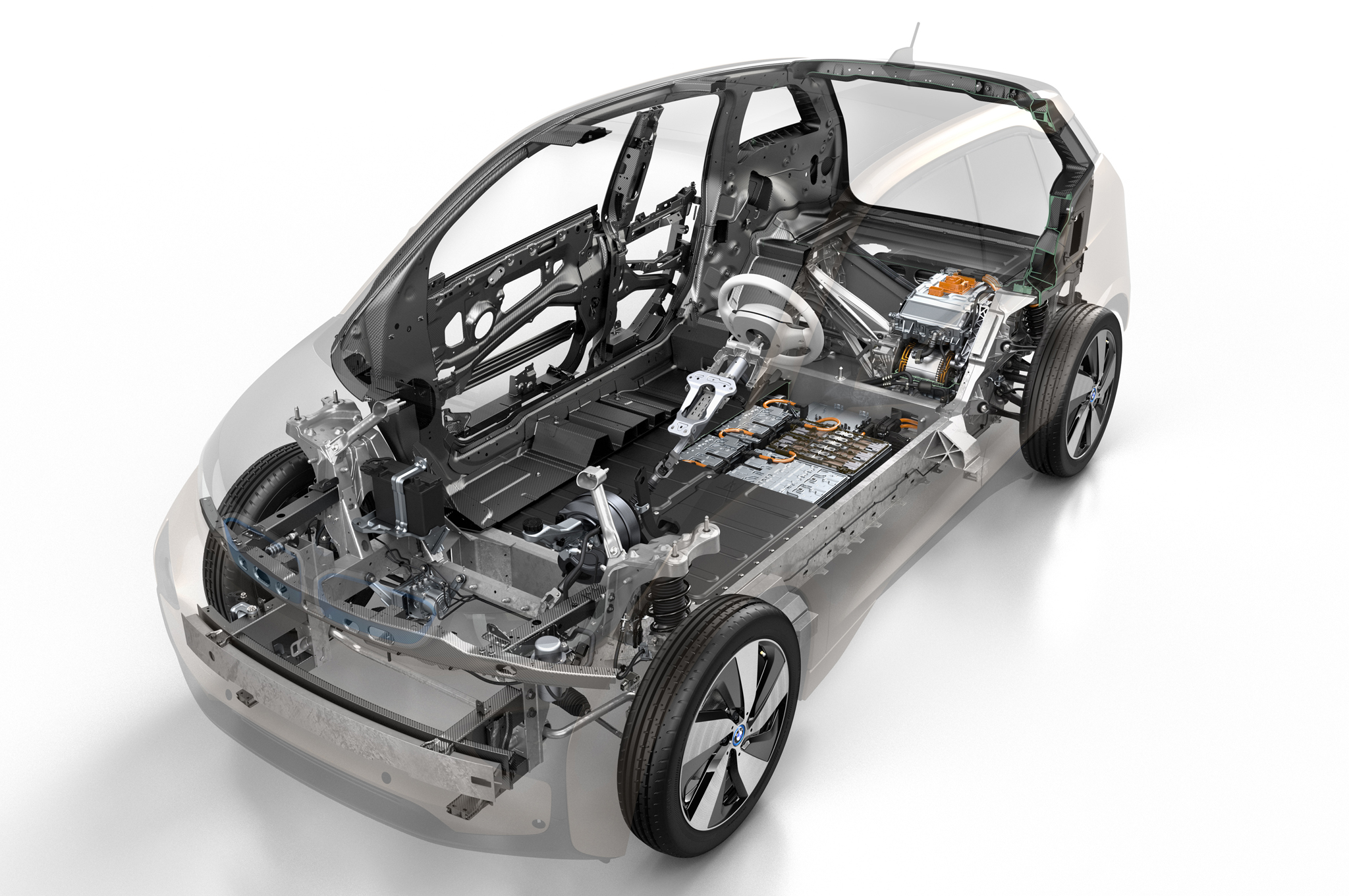 New Details on BMW i3 Reveal 0-60 MPH Time, Tech