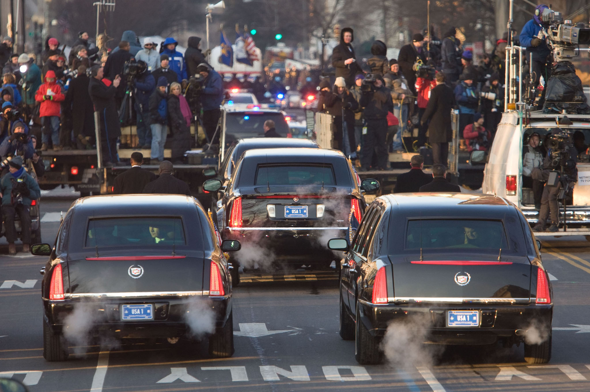 Cadillac May Compete for New Secret Service Armored Limo Contract