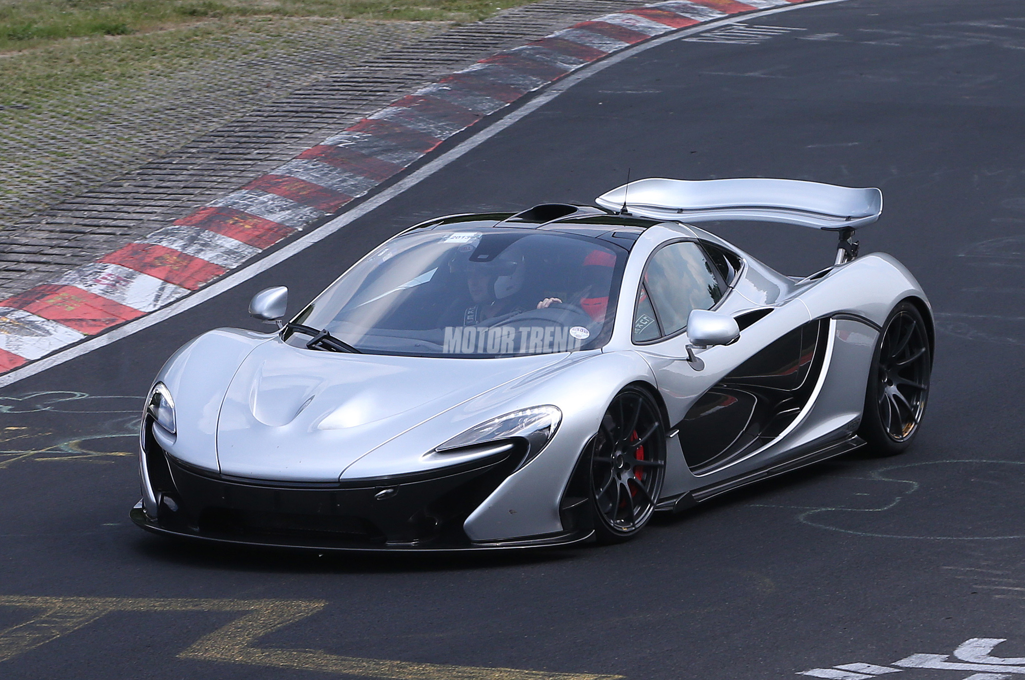 Spied! Could This McLaren P1 XP2R Prototype be Another Variant?