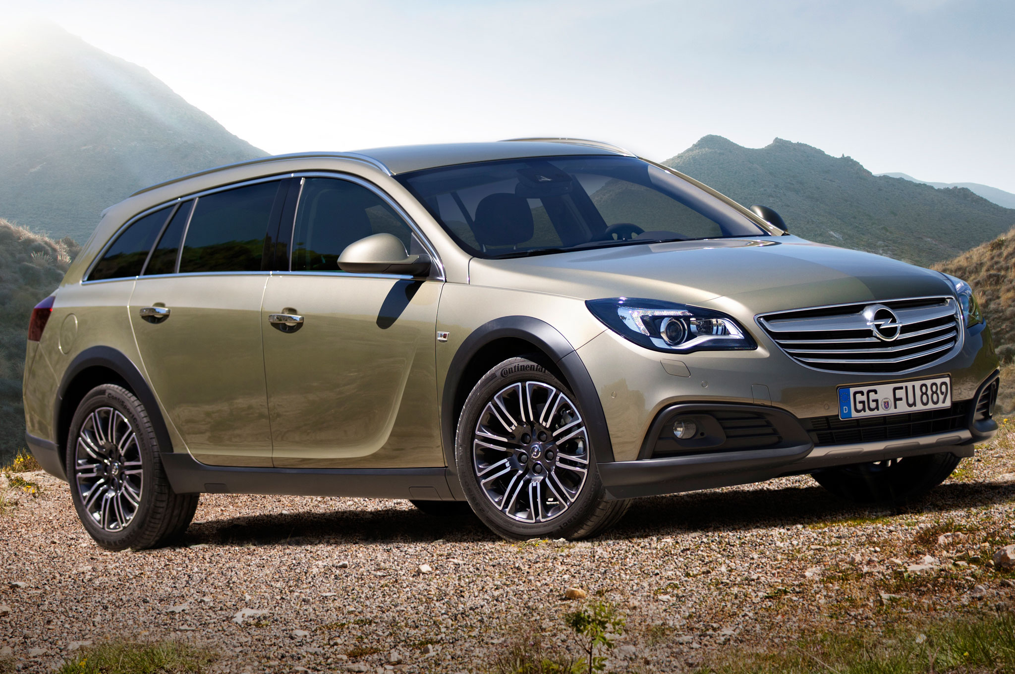 Opel Insignia Country Tourer Could Become Buick Regal Crossover Gt Wiring Diagrams