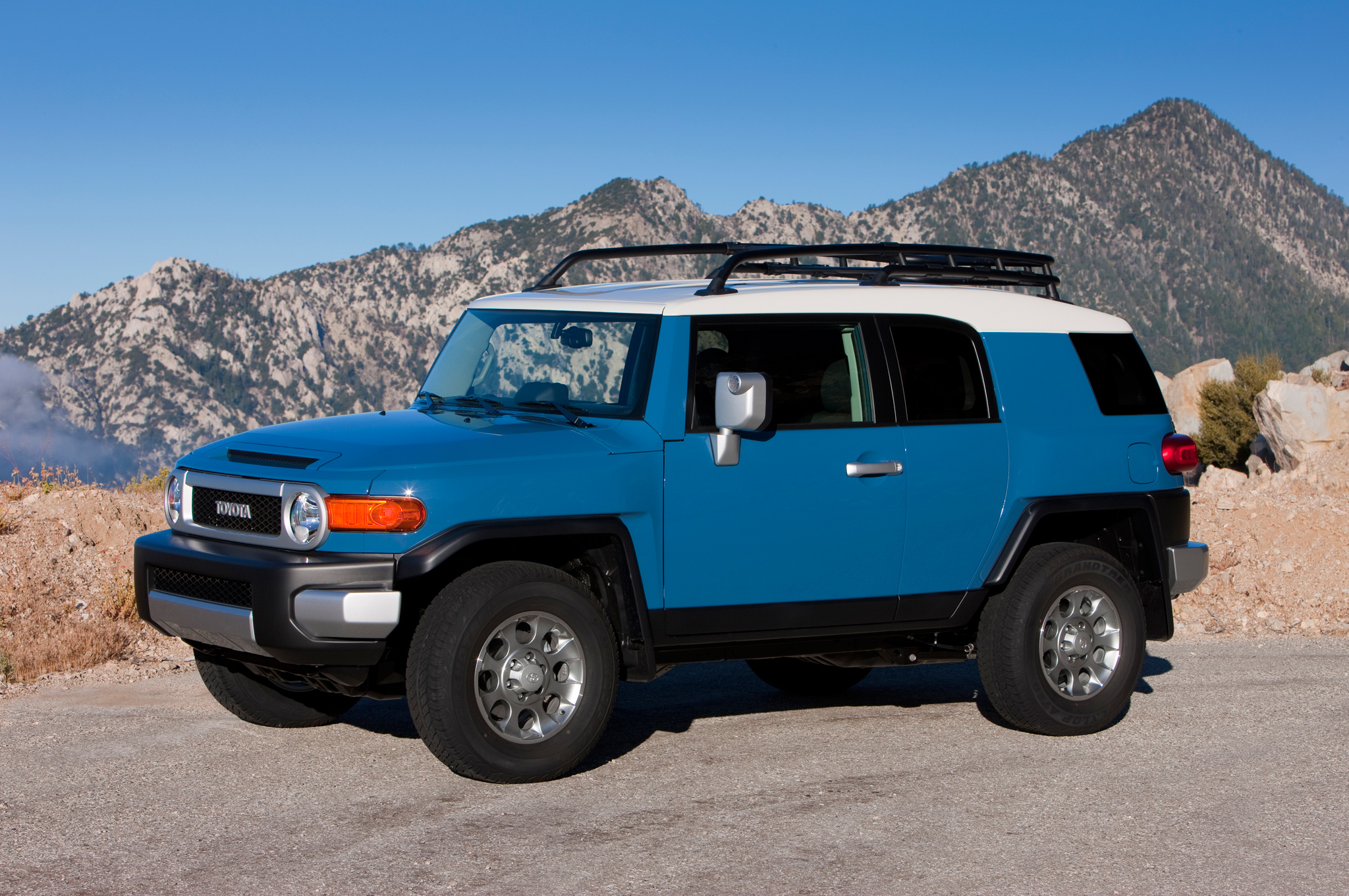 We Hear: Toyota FJ Cruiser Production Ending After 2014 Model Year