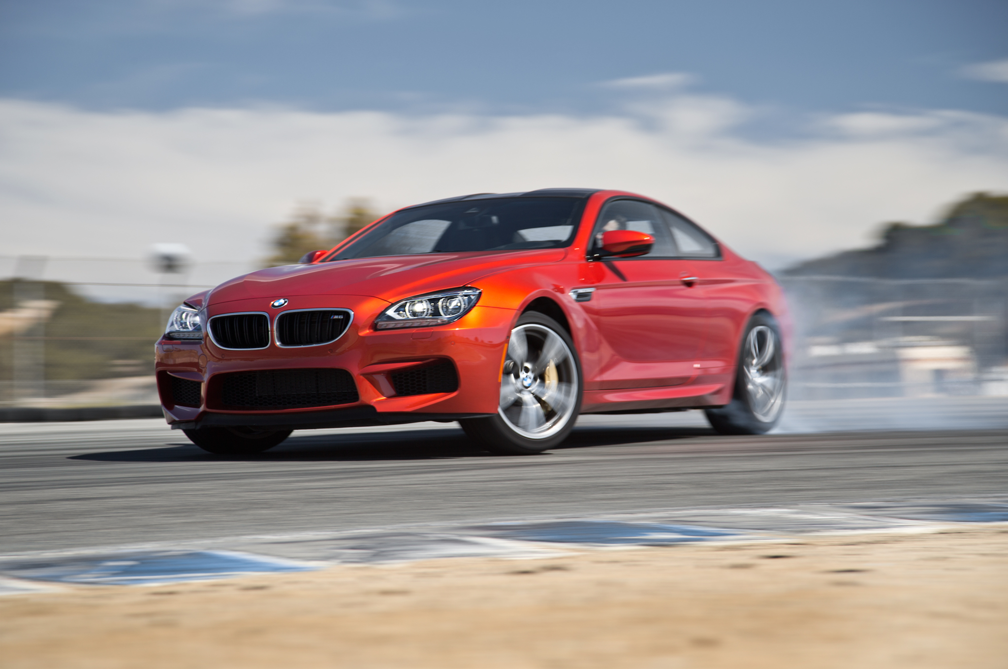 2013 BMW M6 Coupe First Test - MotorTrend
