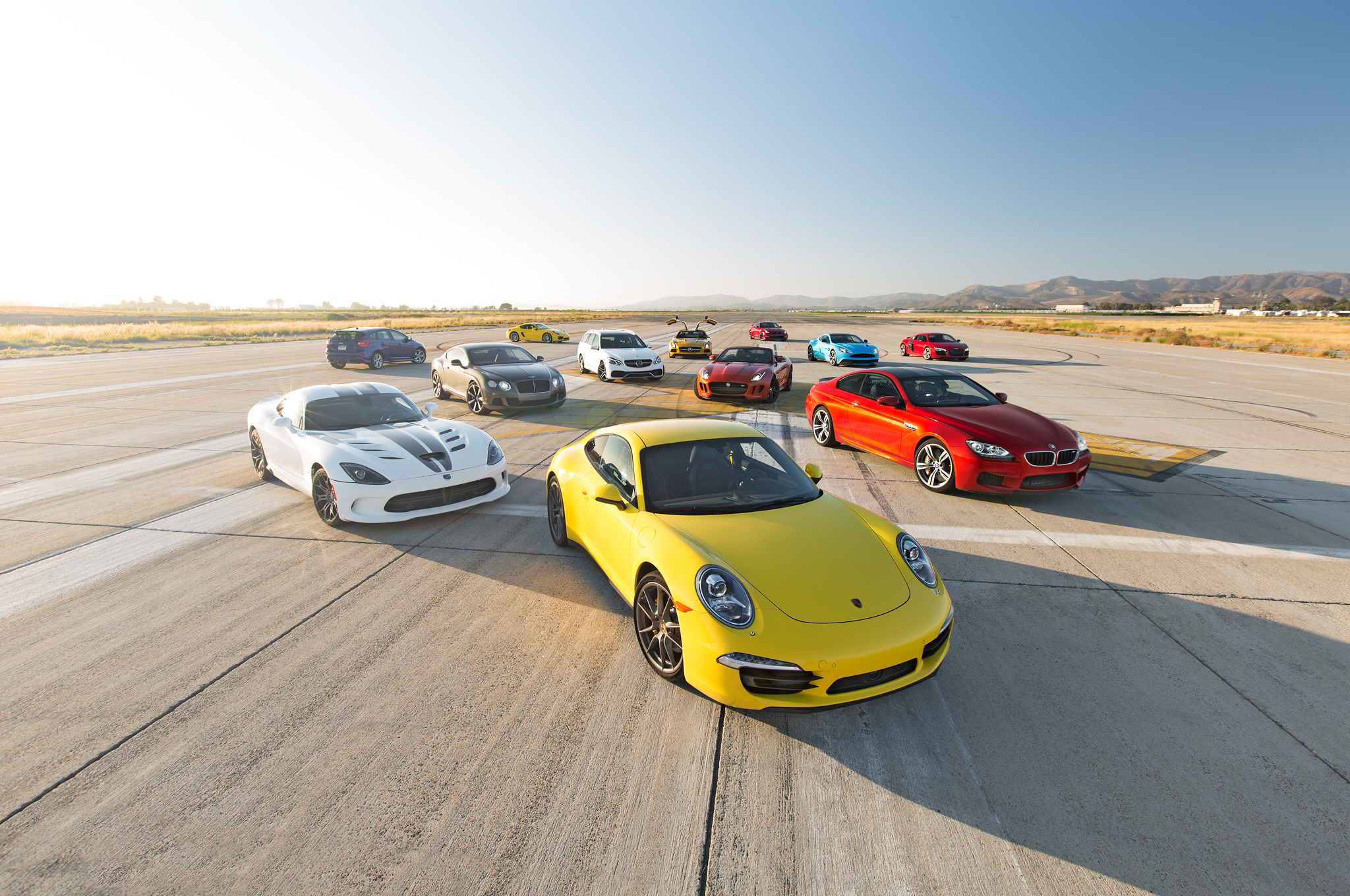 2013 Motor Trend's Best Driver's Car