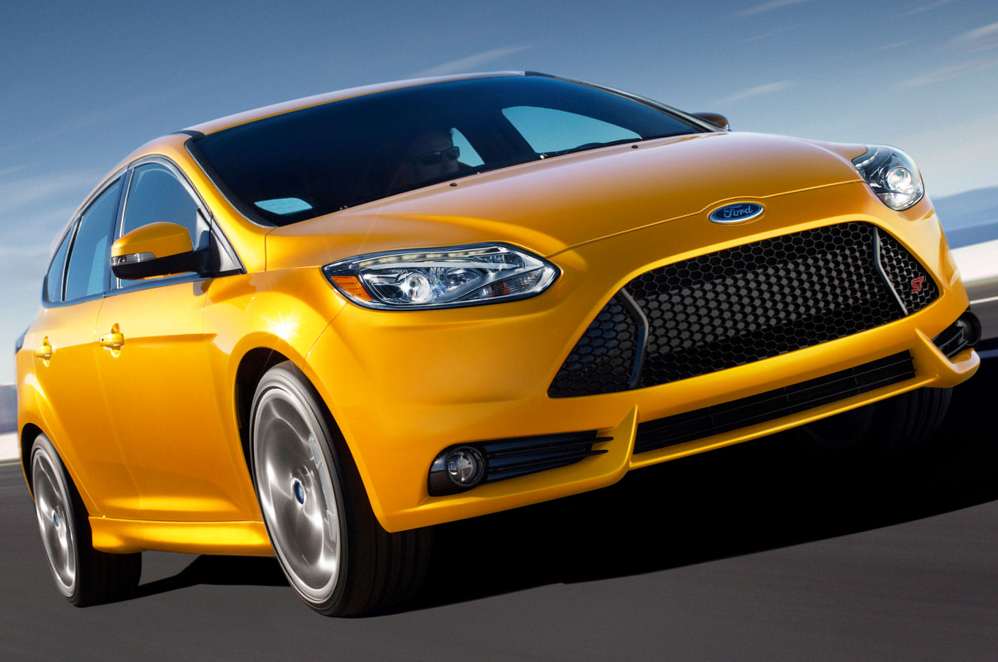 Recalled: 6308 Ford Focus STs, Focus EVs With HID Headlights