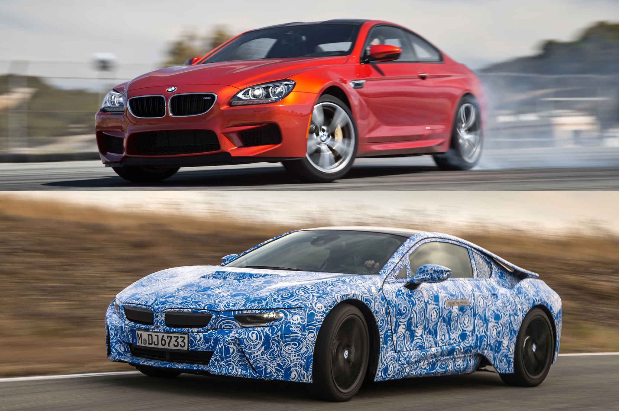 Totd 2014 Bmw I8 Or M6 Which Would You Choose Motor Trend