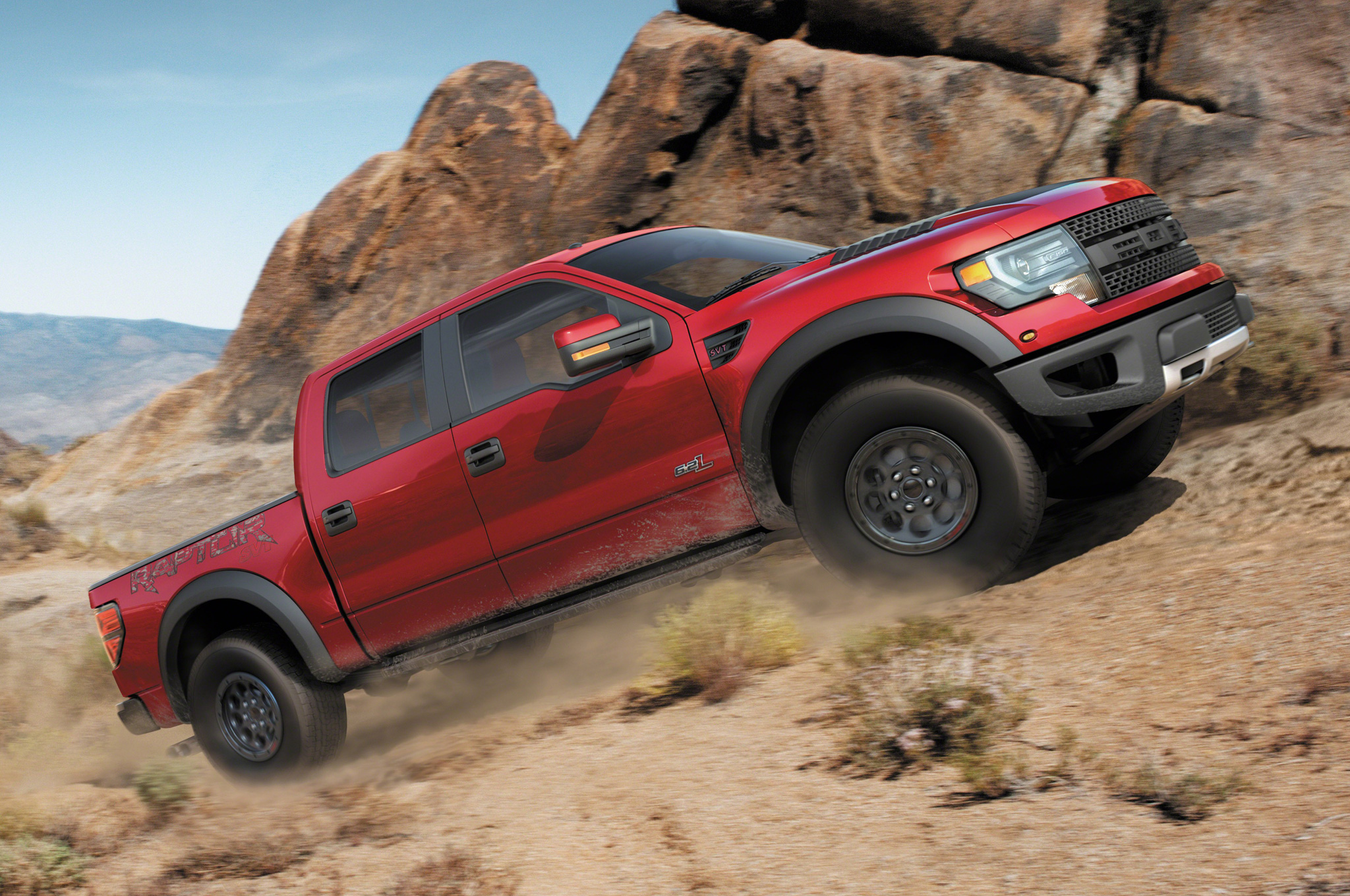 How Would A Top Ford Engineer Use F 150 Svt Raptor S Aux Switches