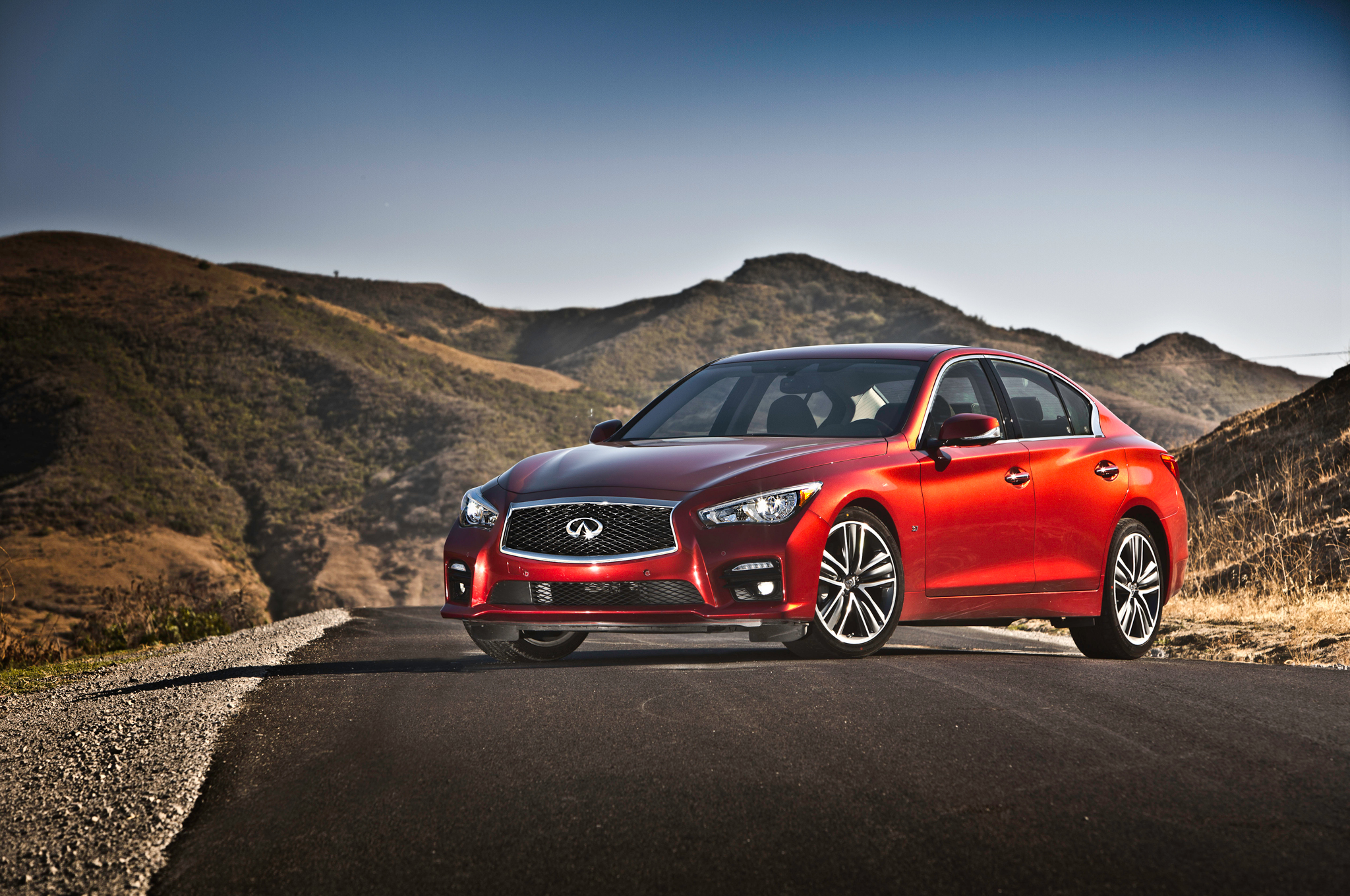 By The Numbers 2014 Infiniti Q50 G37 And G35 Sedans Motor Trend