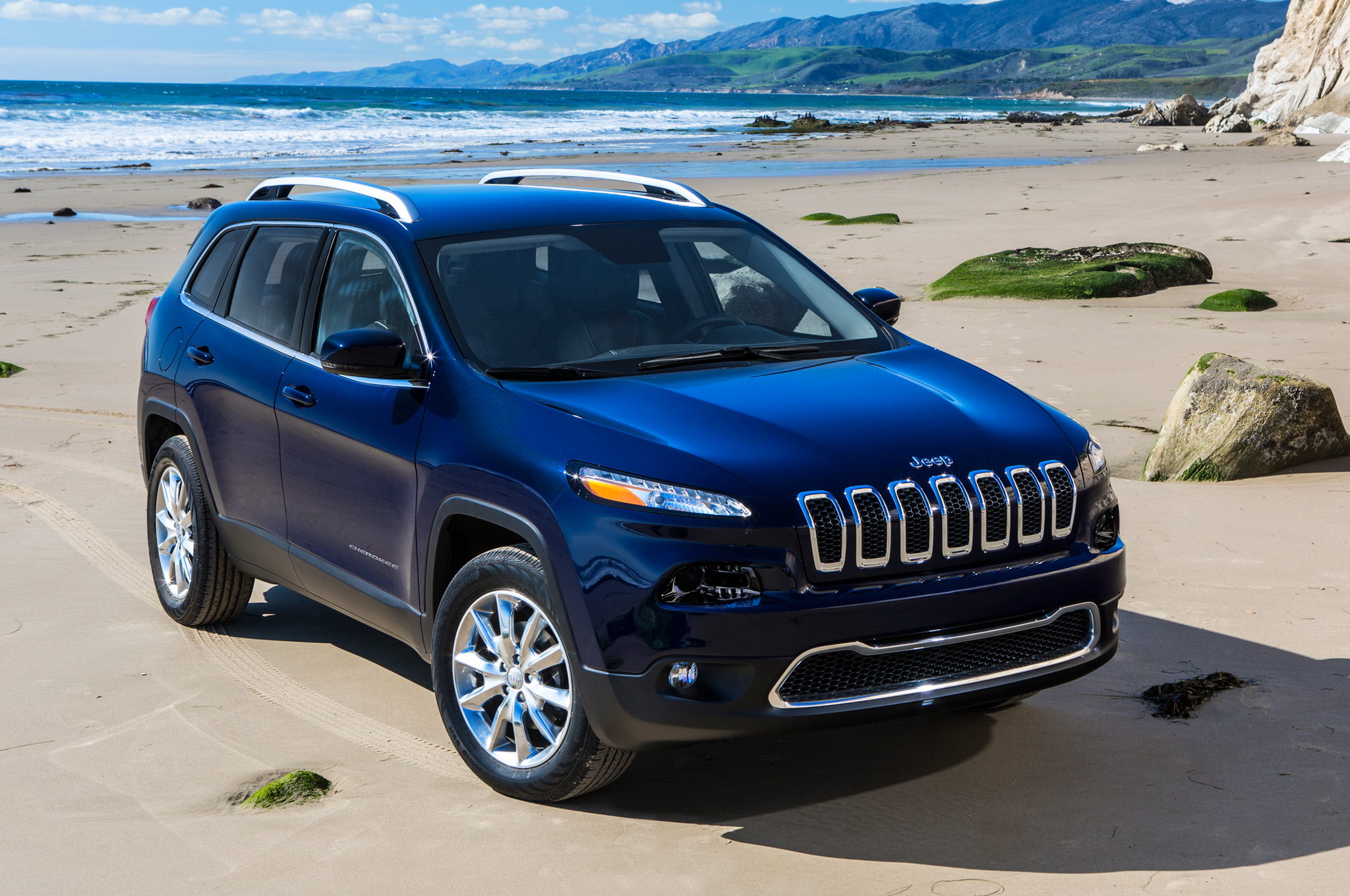 Chrysler Still Working Out 2014 Jeep Cherokee Transmission Issues