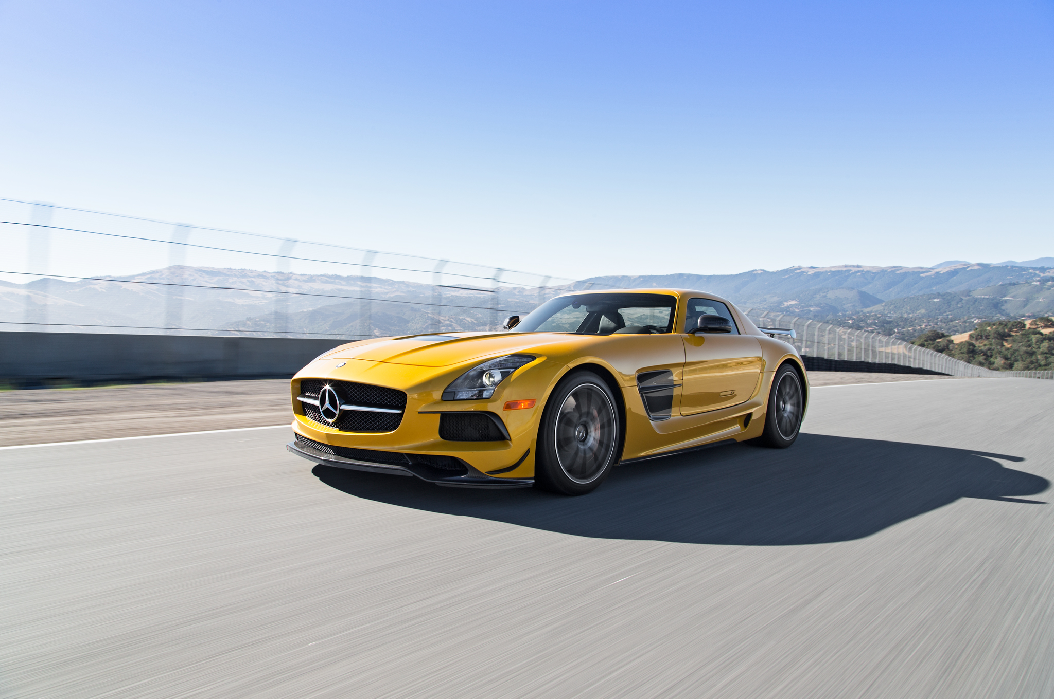 2014 Mercedes Benz SLS AMG Black Series First Test