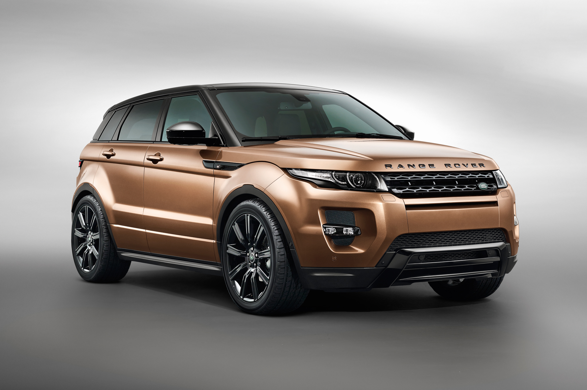 Official: 2014 Range Rover Evoque Gets 9A, Other Updates