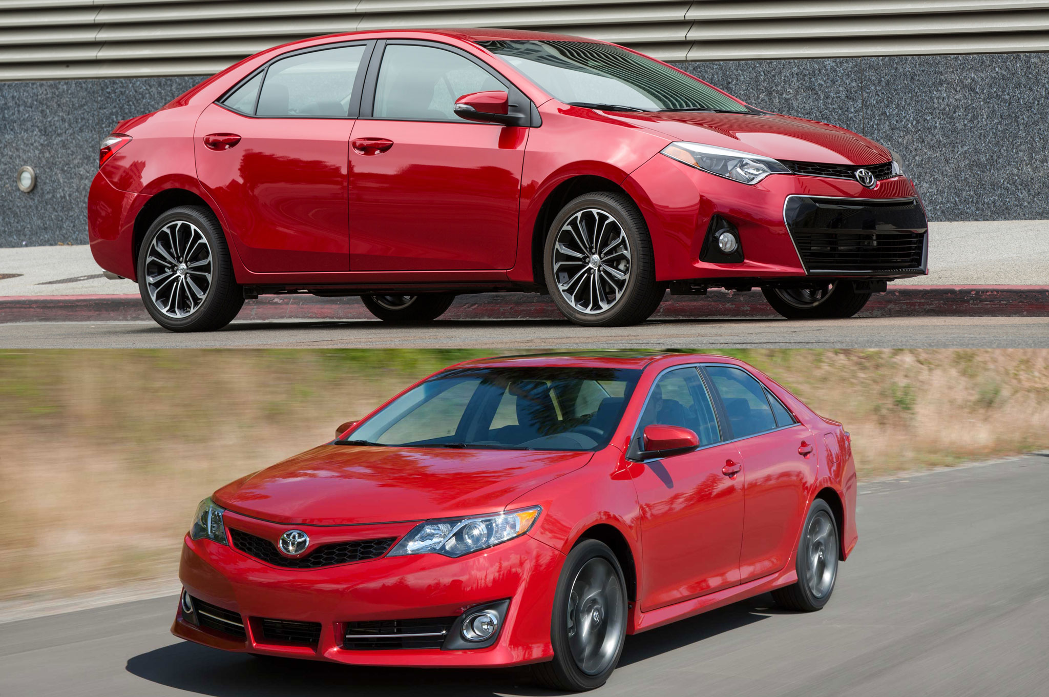 Charming TOTD: Loaded 2014 Toyota Corolla S Or Base Camry SE I 4?
