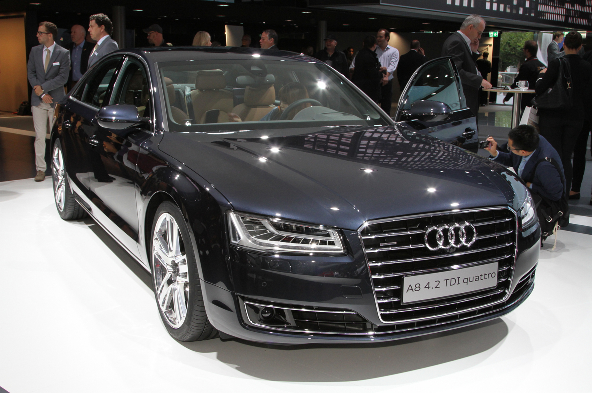 2015 Audi A8 First Look Motortrend