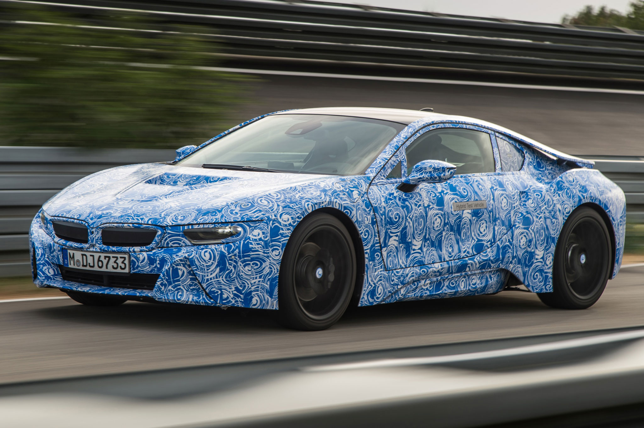 Ten Quick Facts On The Bmw I8 Motor Trend