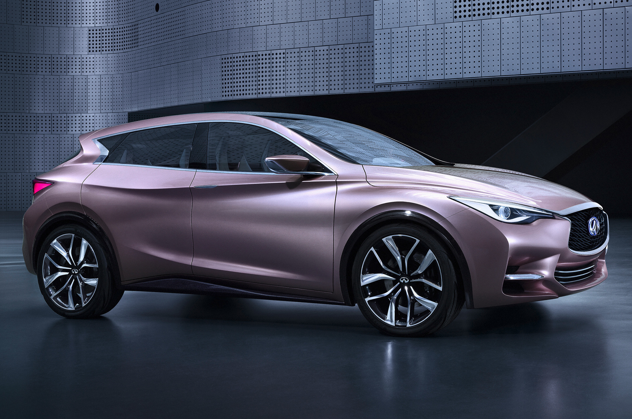 First Infiniti Q30 Concept Image Revealed