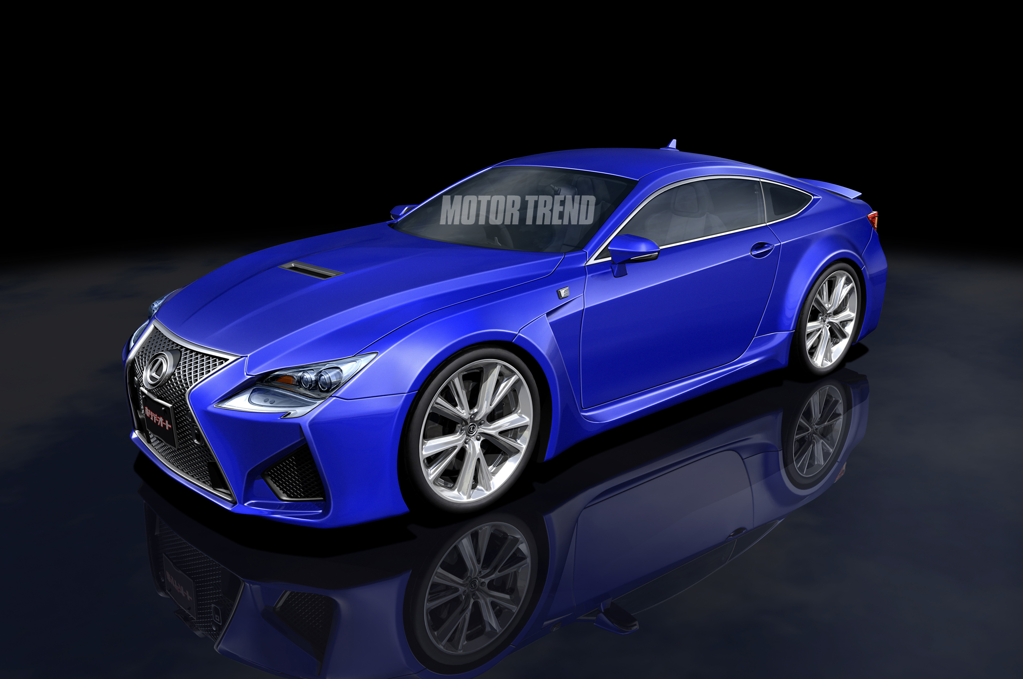 Scoop: The all-new Lexus RC and RC F