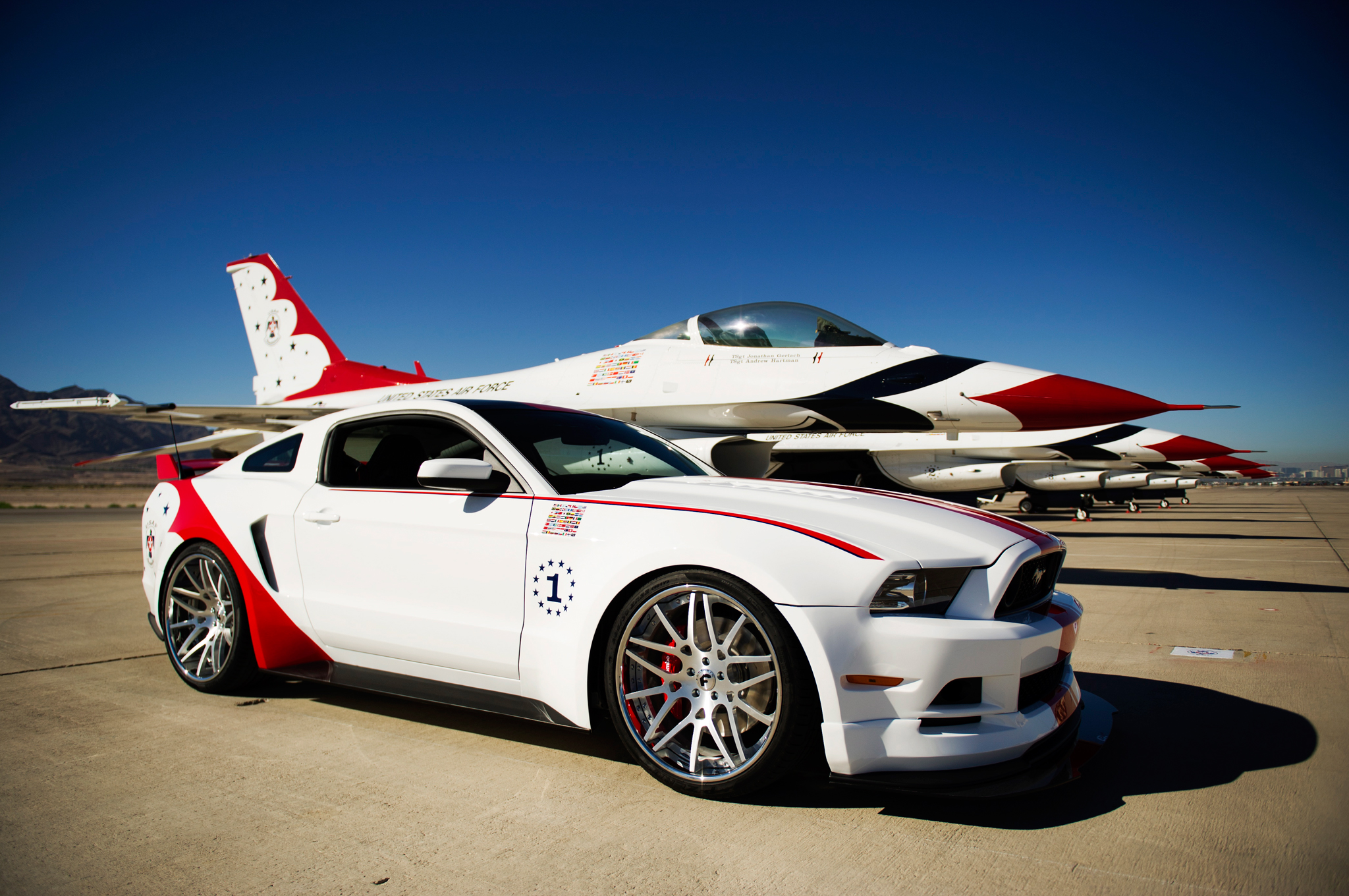 Special edition 2014 ford mustang gt raises 398000 for youth
