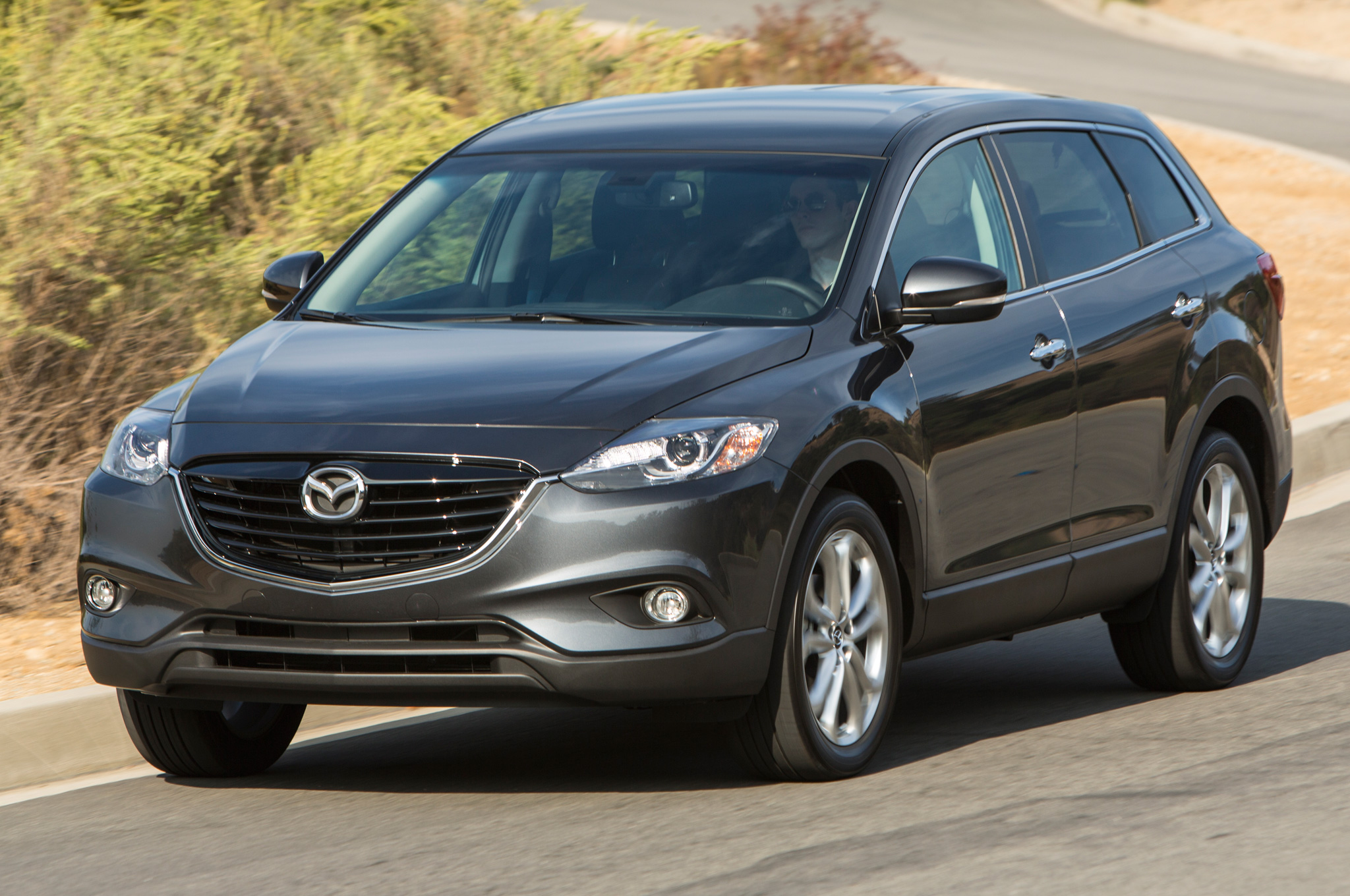 2014 mazda cx-9 priced at $30,780, awd gt trim at $37,420 - motortrend