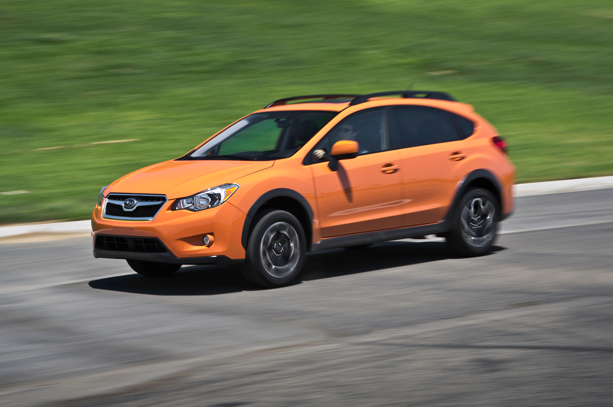 2013 Subaru XV Crosstrek 2 0i Limited First Test Motor Trend