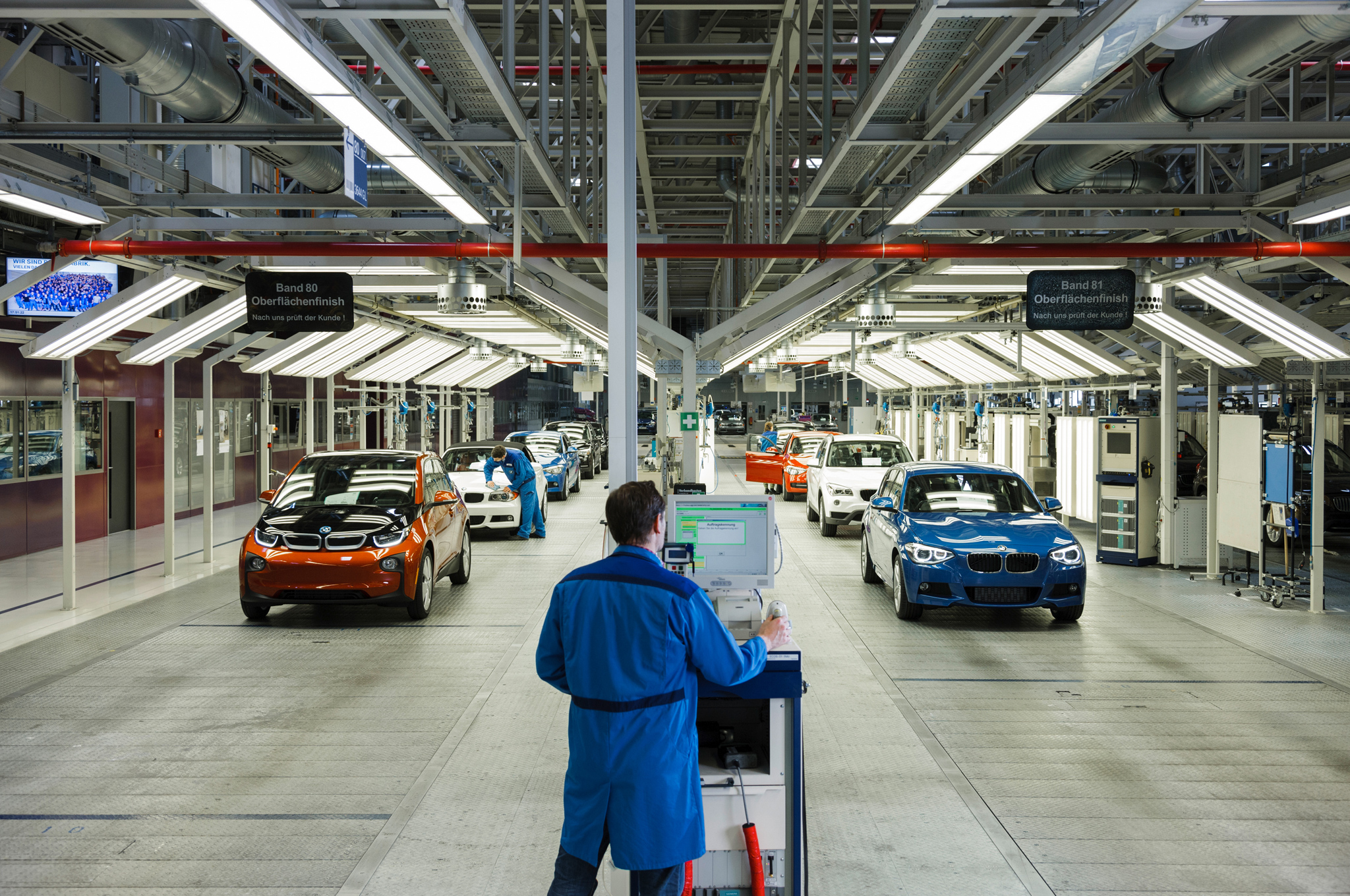 2014 BMW i3 Production Begins Today in Germany Motor Trend