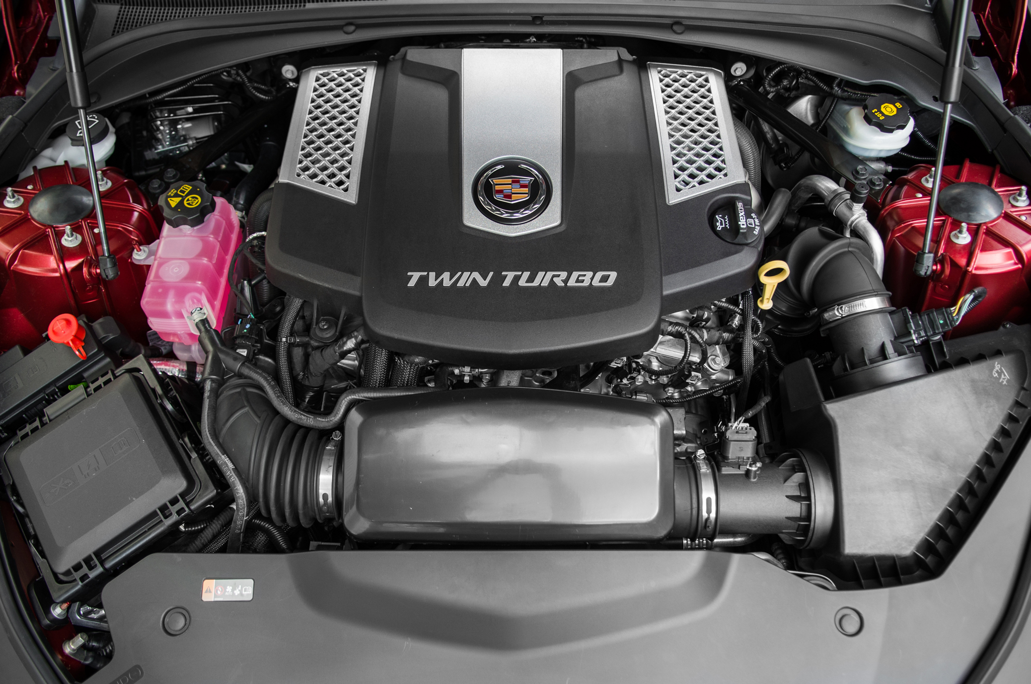 2014 Cadillac Cts Vsport First Test Motor Trend