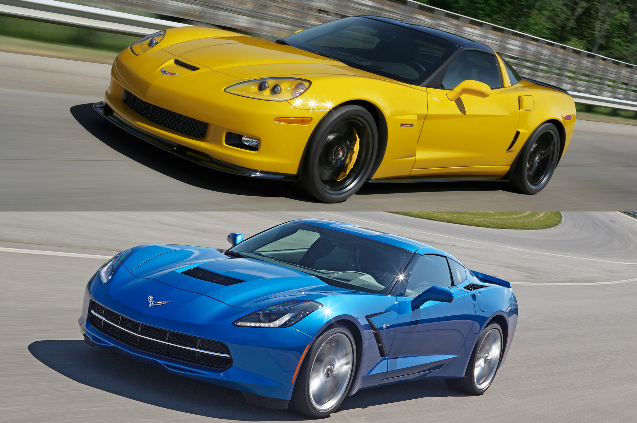 TOTD: 2014 Chevrolet Corvette Z51 Or C6 Z06    Which Do You Pick?