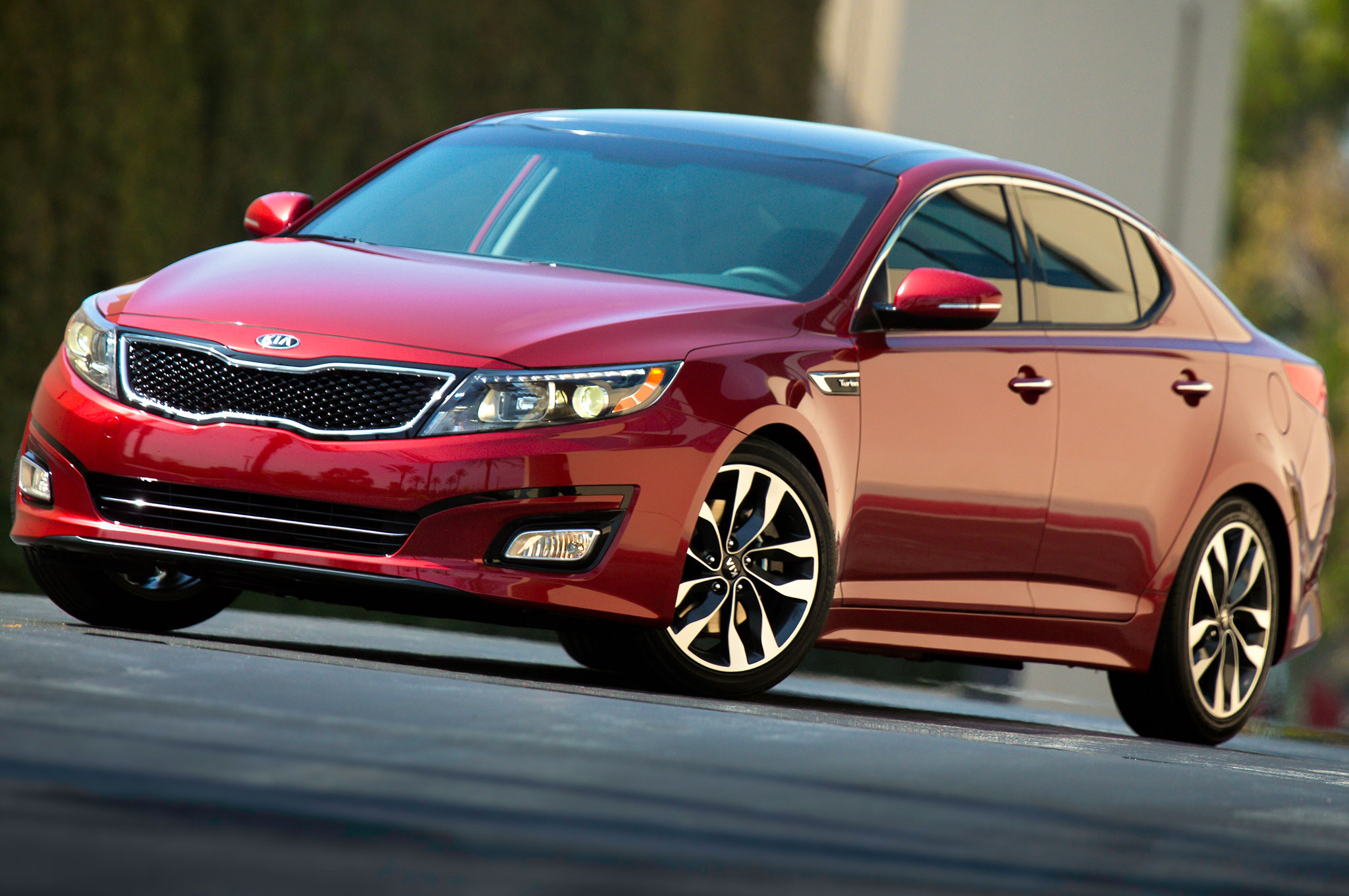 Superior Refreshed 2014 Kia Optima Priced At $22,300, Loaded SX L At $37,100