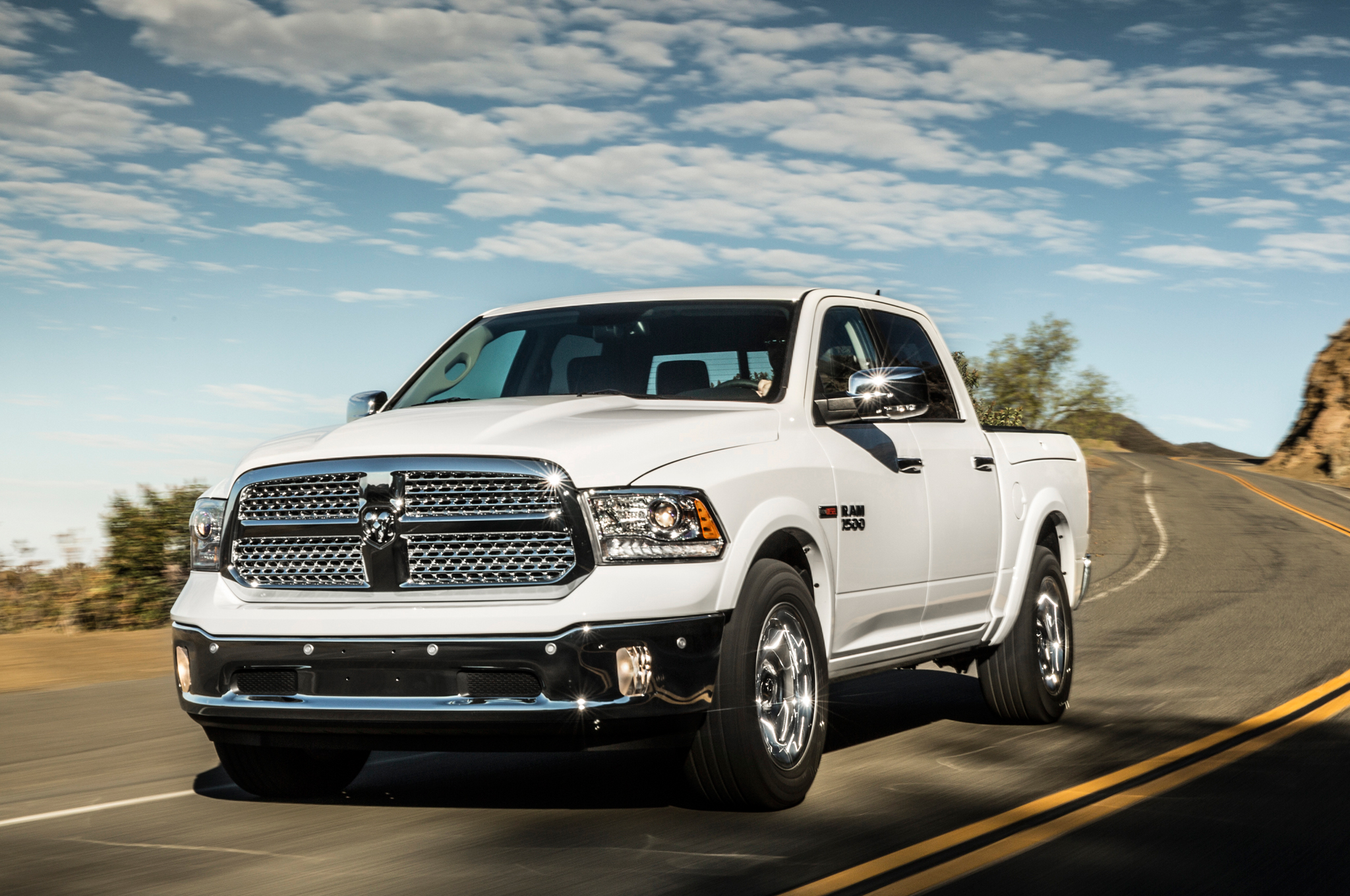 2014 Ram 1500 EcoDiesel First Drive Motor Trend