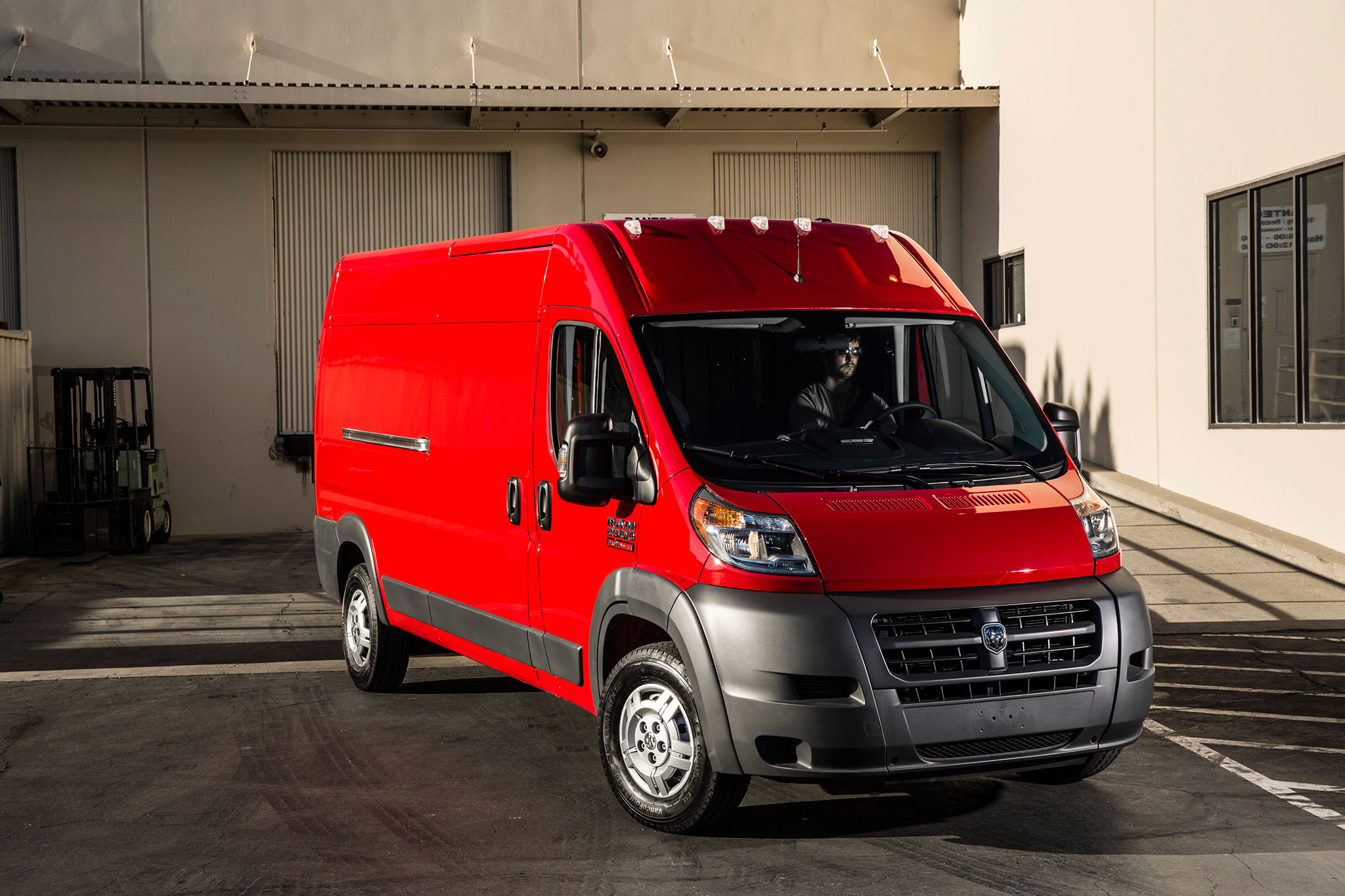 2014 Ram ProMaster First Drive