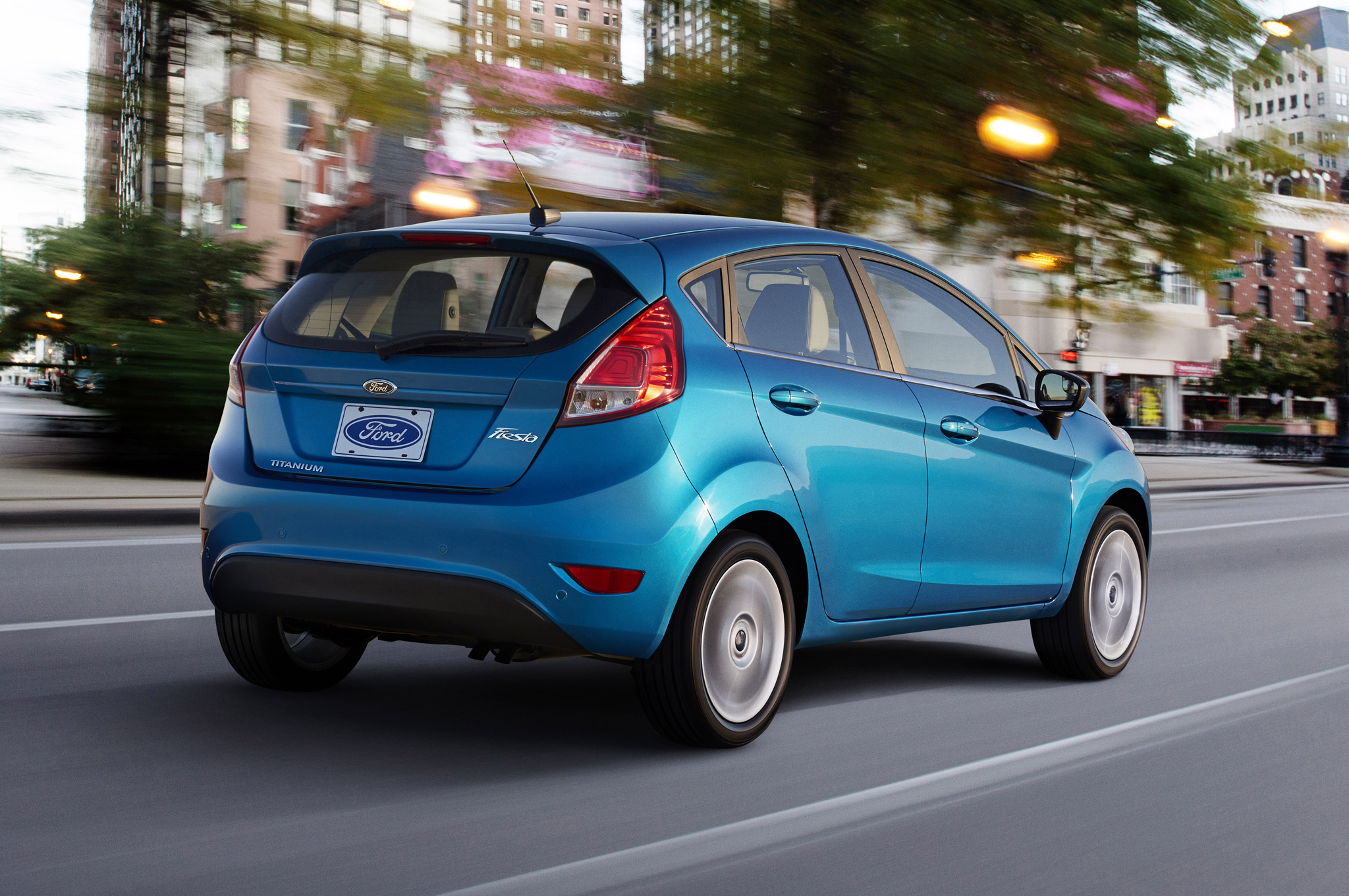 Strong ford august sales led by f series small cars