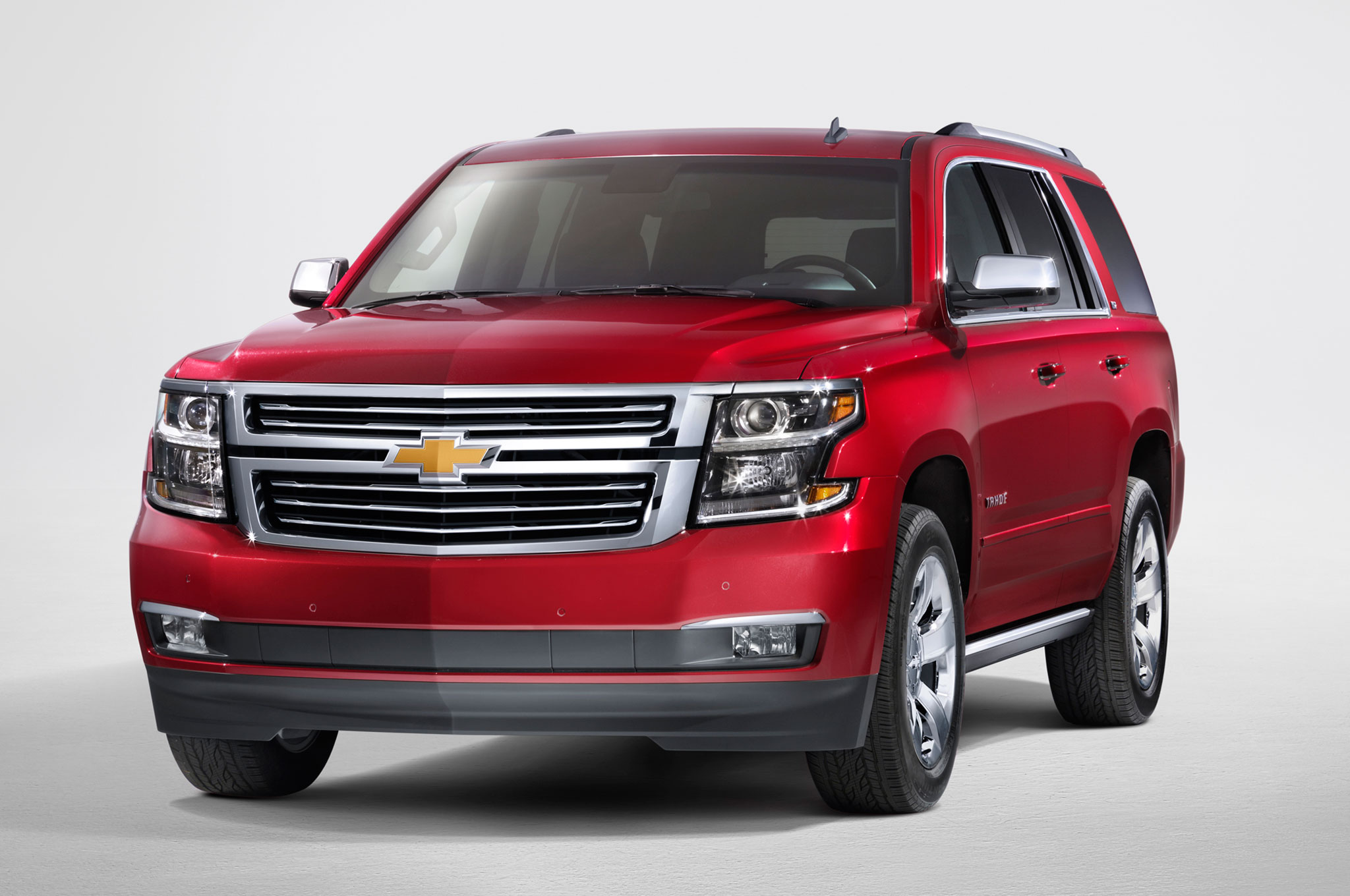 2015 Chevrolet Tahoe, Suburban Basic Specs Against Competition