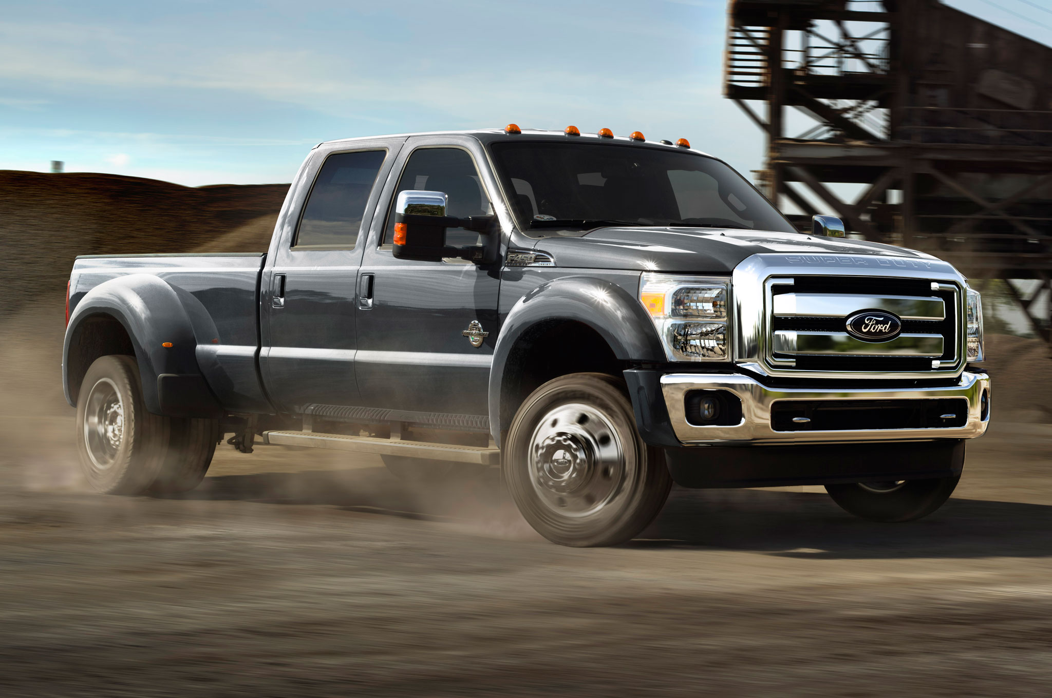 2015 Ford F Series Super Duty First Look Motor Trend