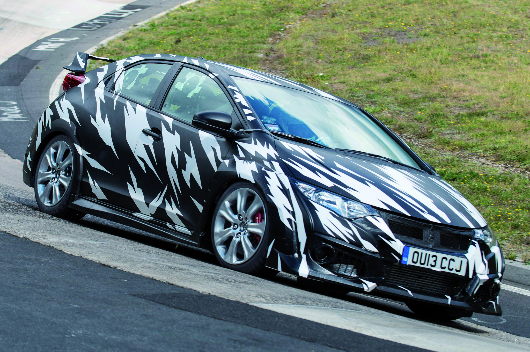Euro Spec Honda Civic Type R To Get Turbo I 4 With At Least 276 Hp