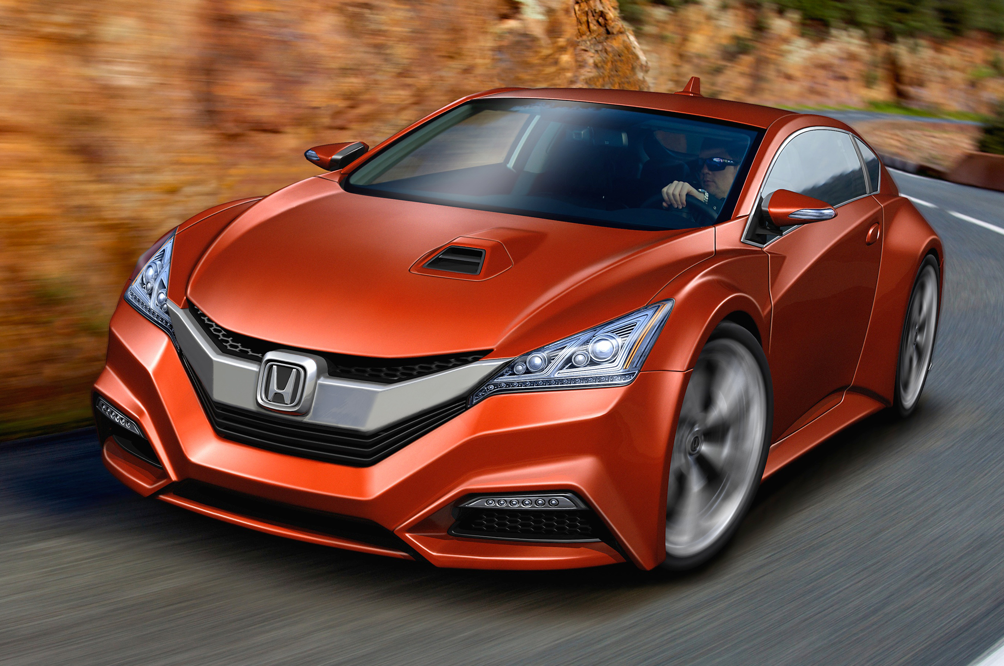 Honda Seems Serious About New CR-Z to Fight BRZ, FR-S