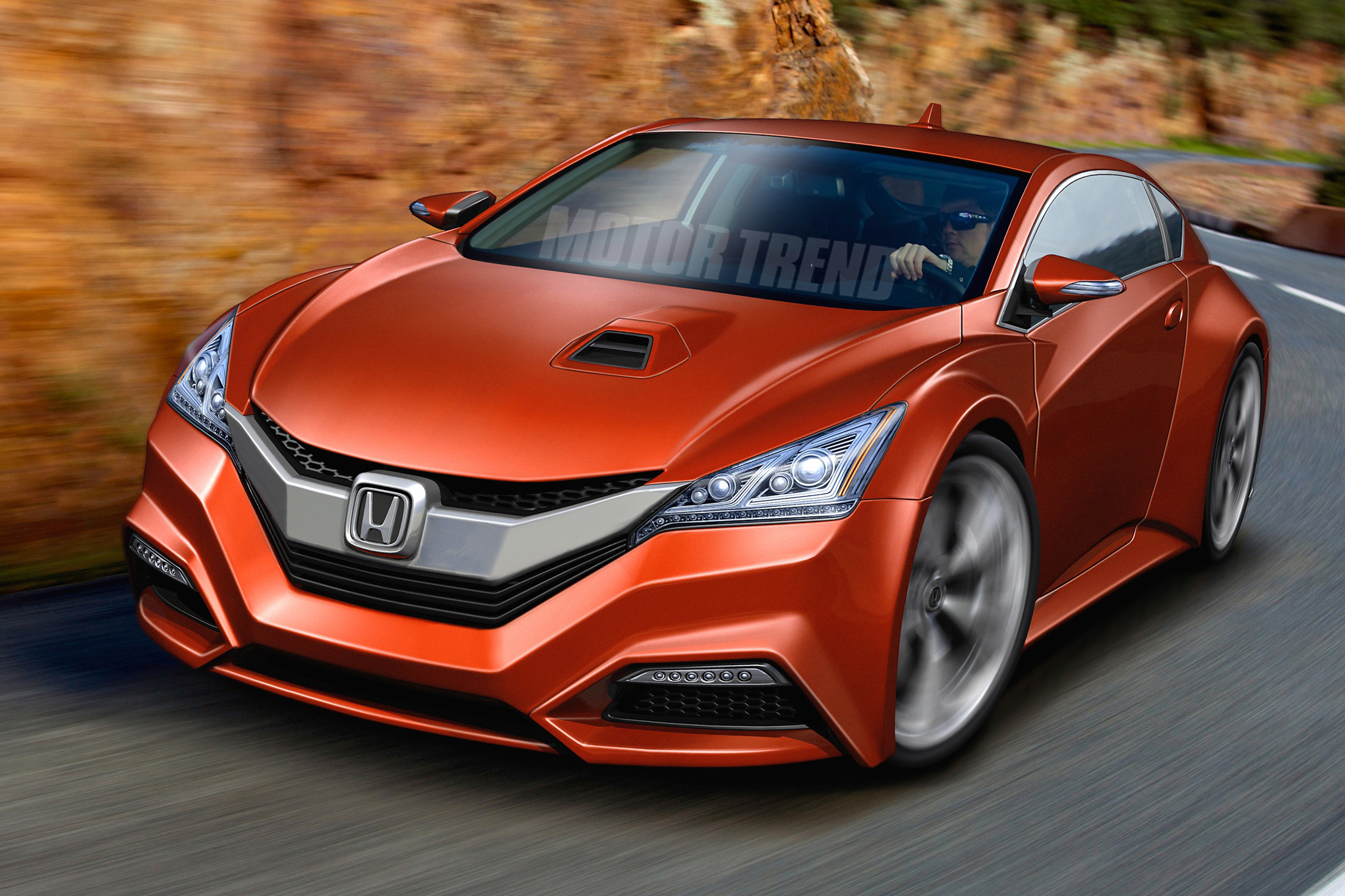 Honda Seems Serious About New CR Z To Fight BRZ FR S