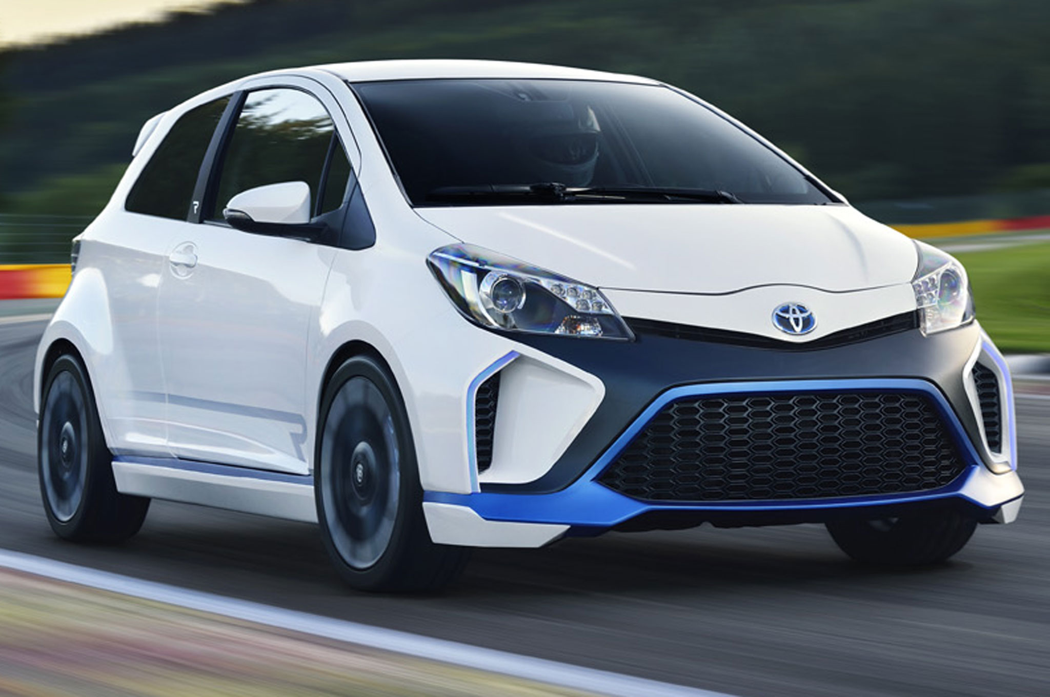 Toyota Planning Performance Brand, May Use TMG Name